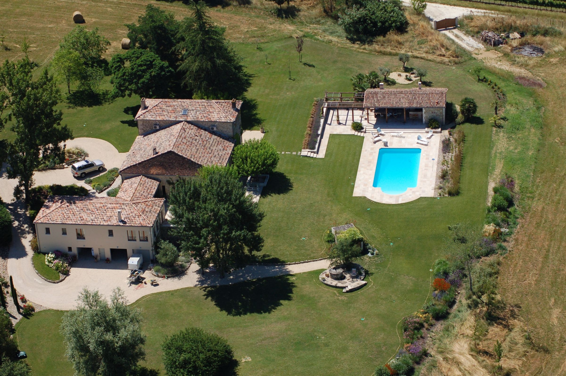 Moradia para Venda às 50 MN BORDEAUX - IDEAL HOLIDAY HOME - BUCOLIC SETTING Bordeaux, Aquitaine, 33000 França