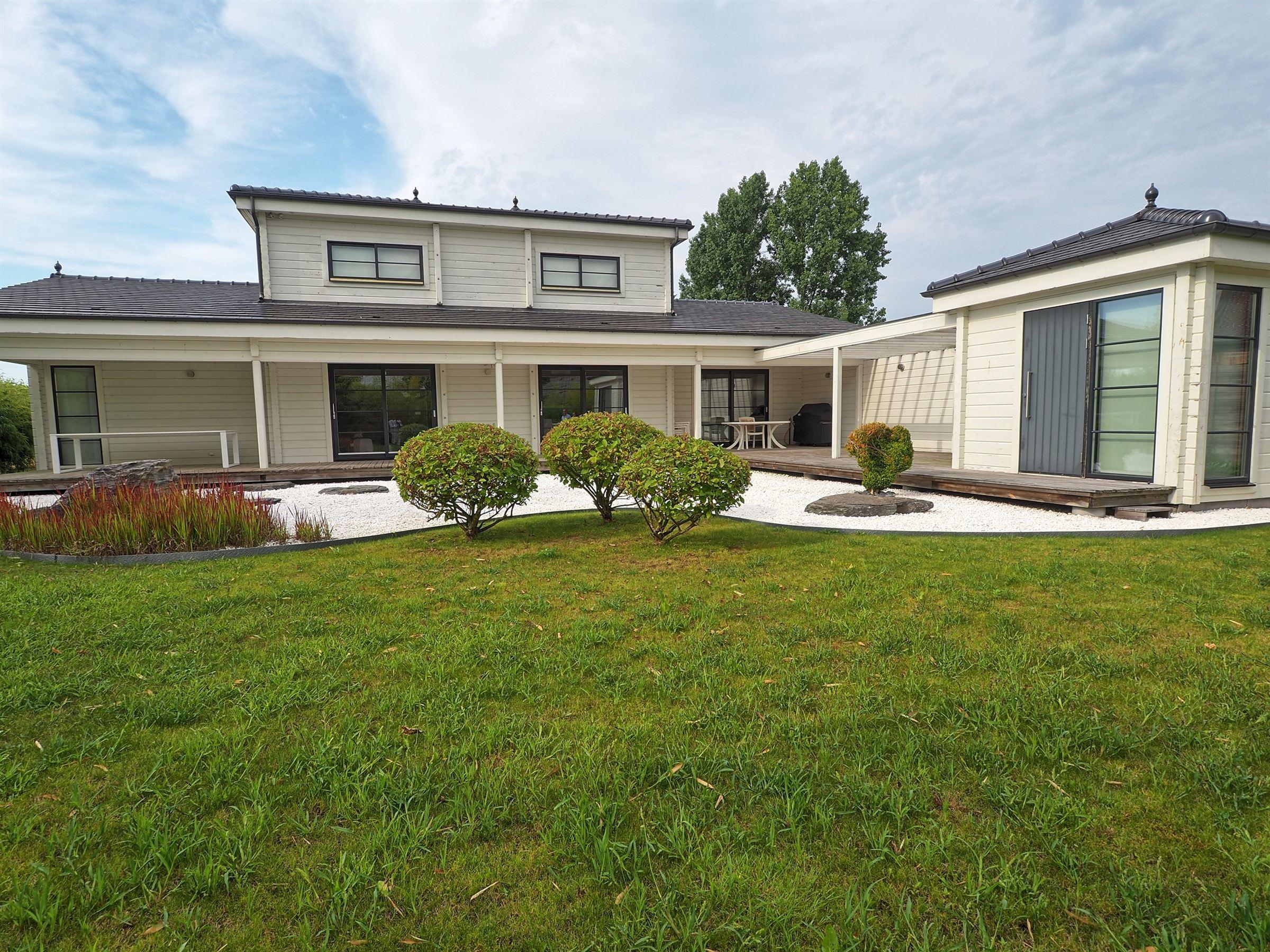 Single Family Home for Sale at 290sqm Contemporary Villa near Saint-Amand les Eaux, 4 bedrooms. Other Nord Pas De Calais, Nord Pas De Calais, 59230 France
