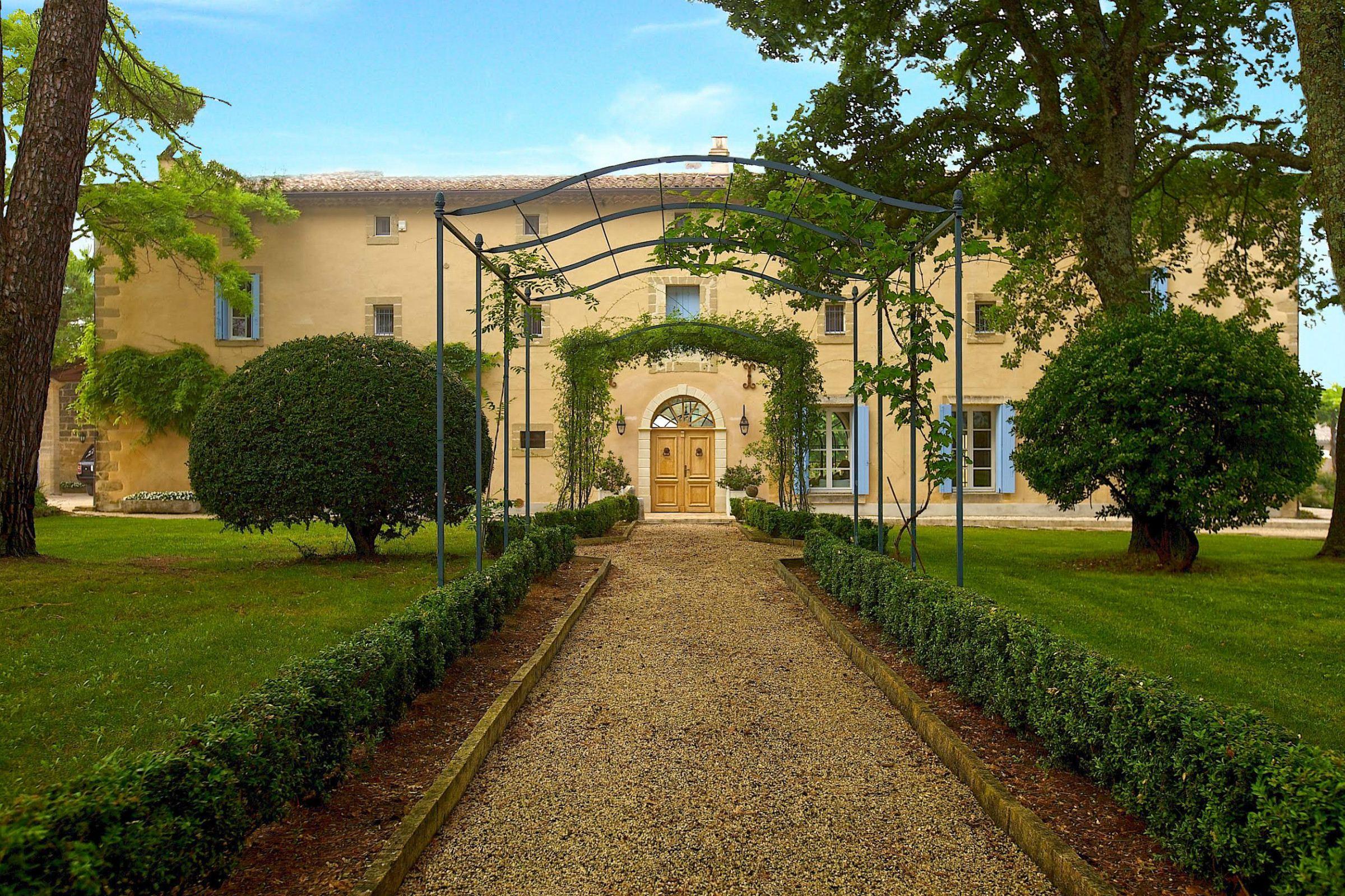 Property For Sale at Uzès, exceptional estate