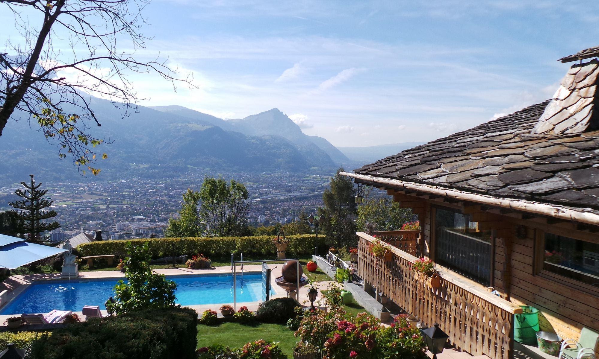 Property For Sale at Chatillon sur Cluses - Villa Archimede