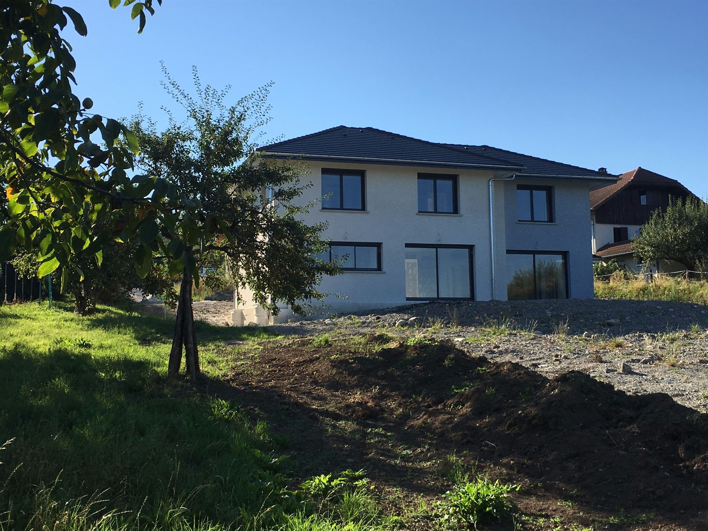 Single Family Home for Sale at New contemporary villa near Evian and Thonon Marin, Rhone-Alpes, 74200 France