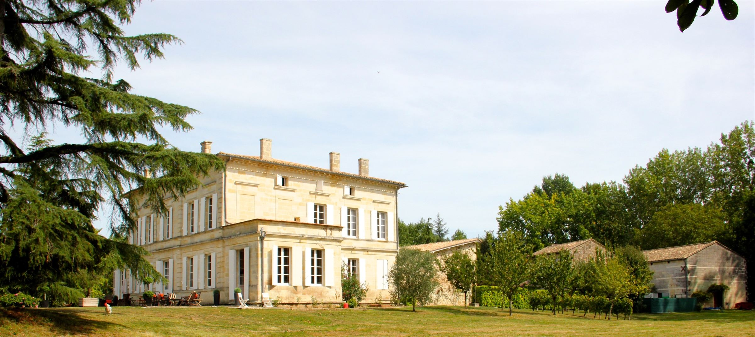Moradia para Venda às ONE OF A KIND ! 35 min of Bordeaux - 30 acres - Waterfront Bordeaux, Aquitaine 33000 França
