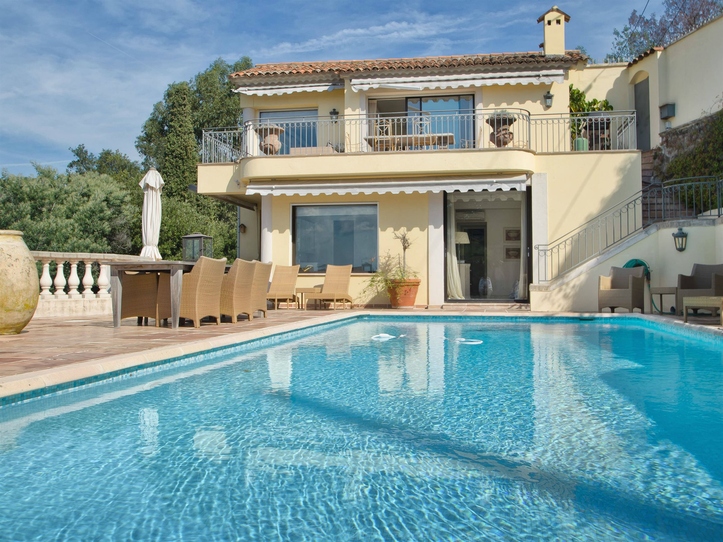 Casa Unifamiliar por un Venta en Cannes Californie - beautiful sea view Cannes, Provincia - Alpes - Costa Azul, 06400 Francia