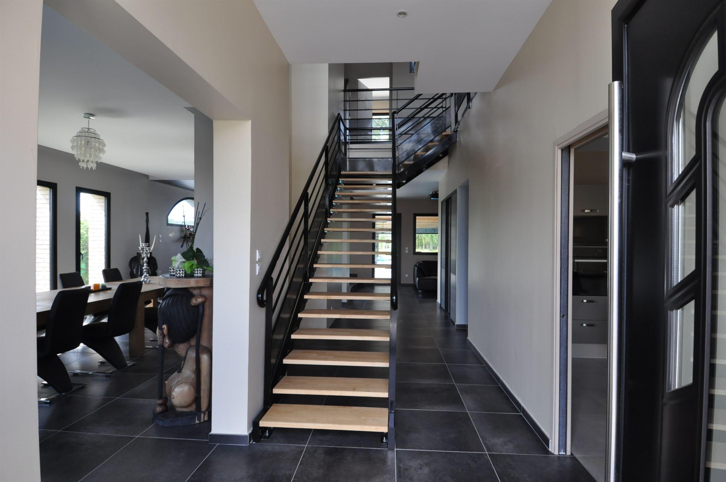 Property For Sale at SAINT AMAND LES EAUX, contemporary family villa 270 m2 hab 5 beds.
