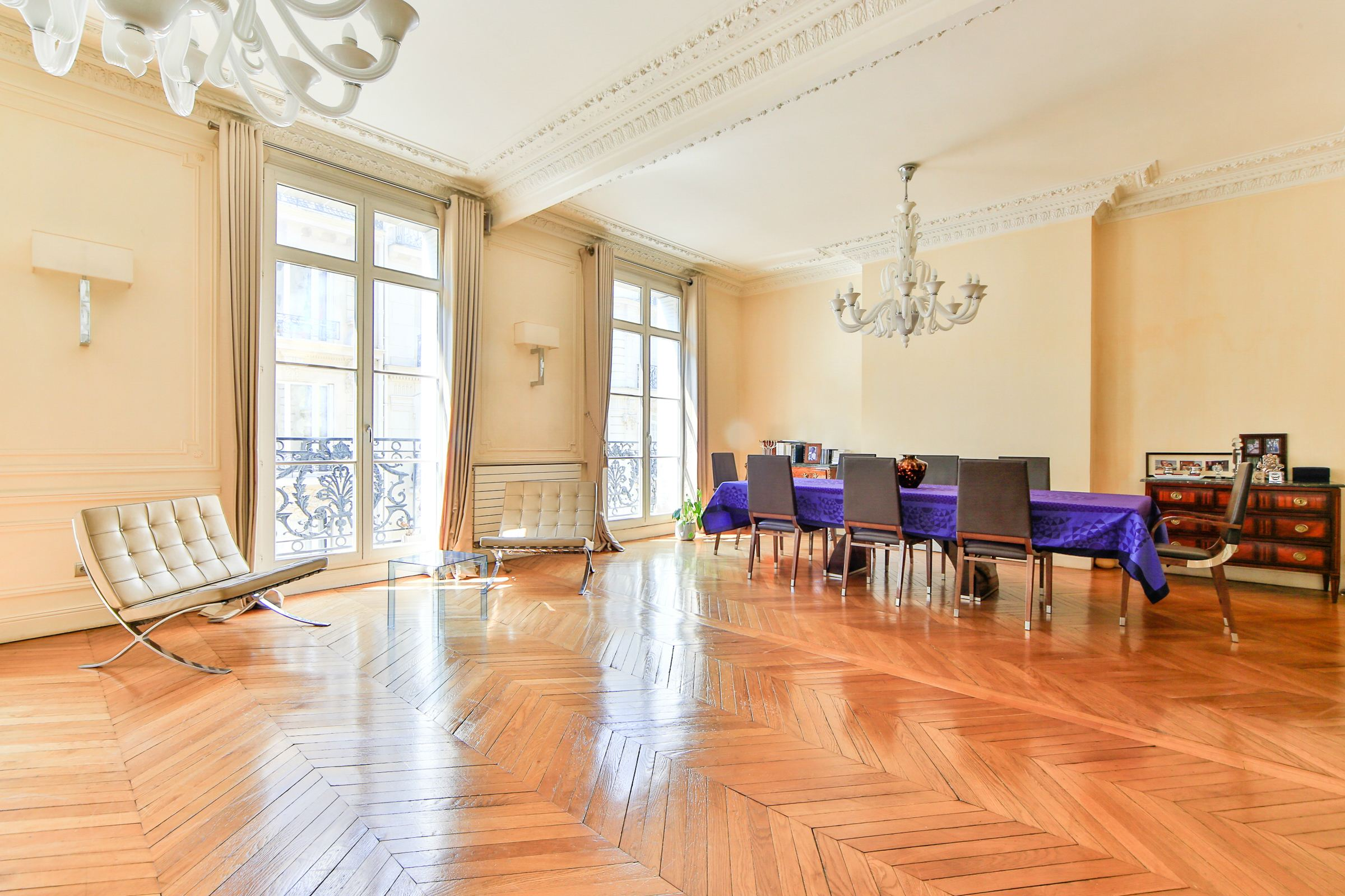 sales property at For sale apartment facing South in Paris 16 - OCDE