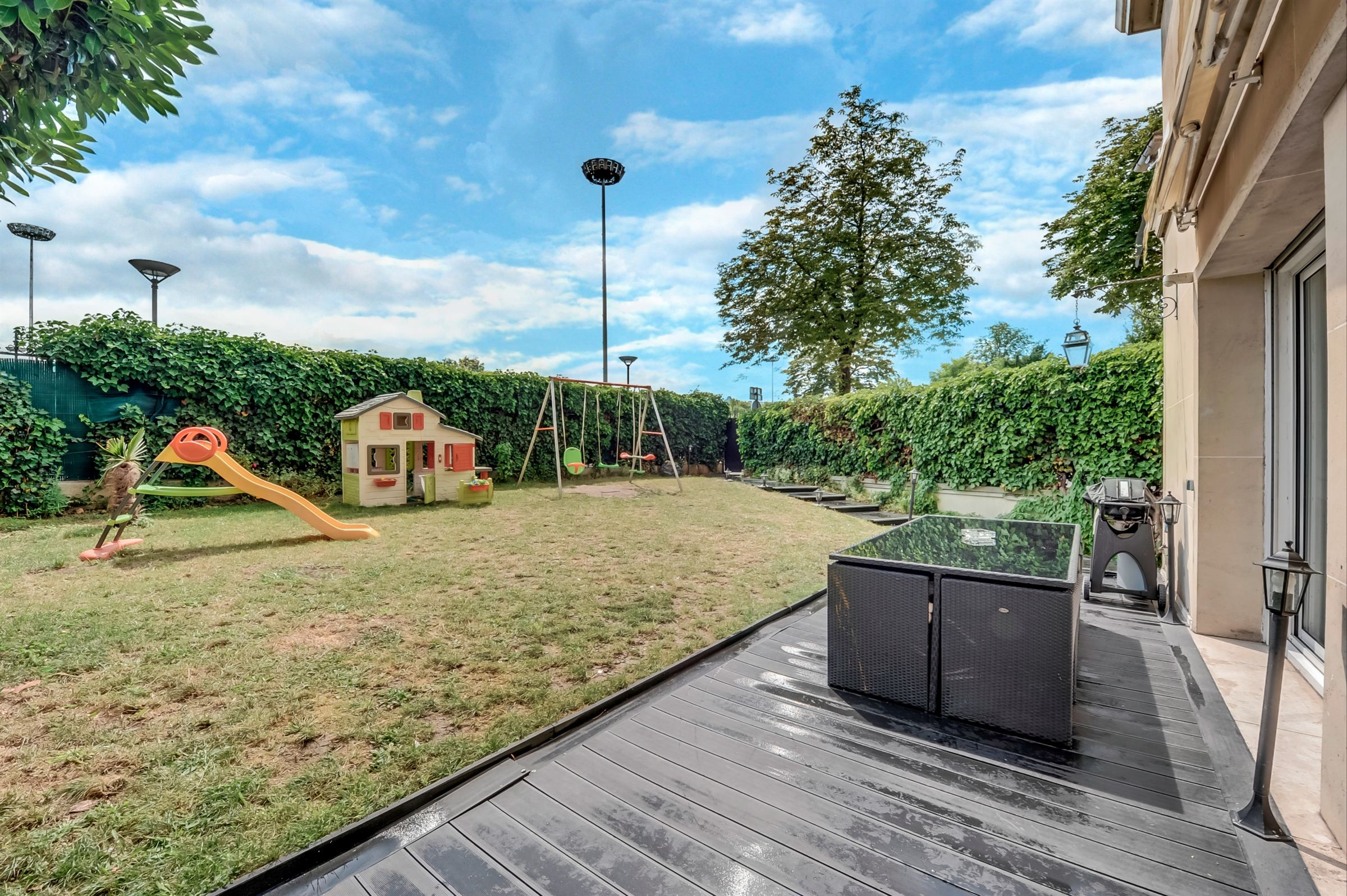 sales property at Apartment with a terraced garden for sale in Paris 16th - Vuitton Foundation