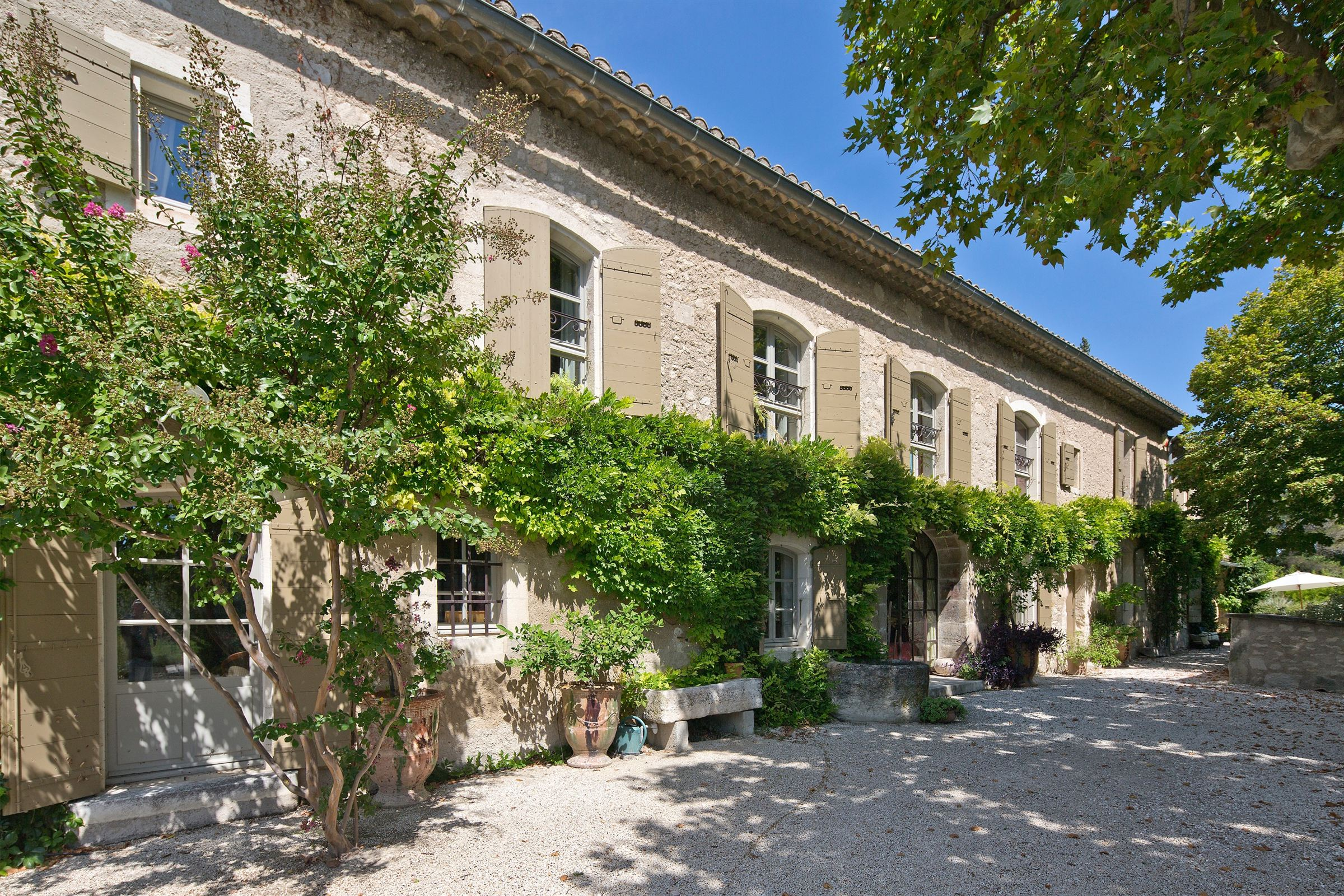 rentals property at TYPICAL RENOVATED PROVENCAL FARMHOUSE IN ST REMY DE PROVENCE