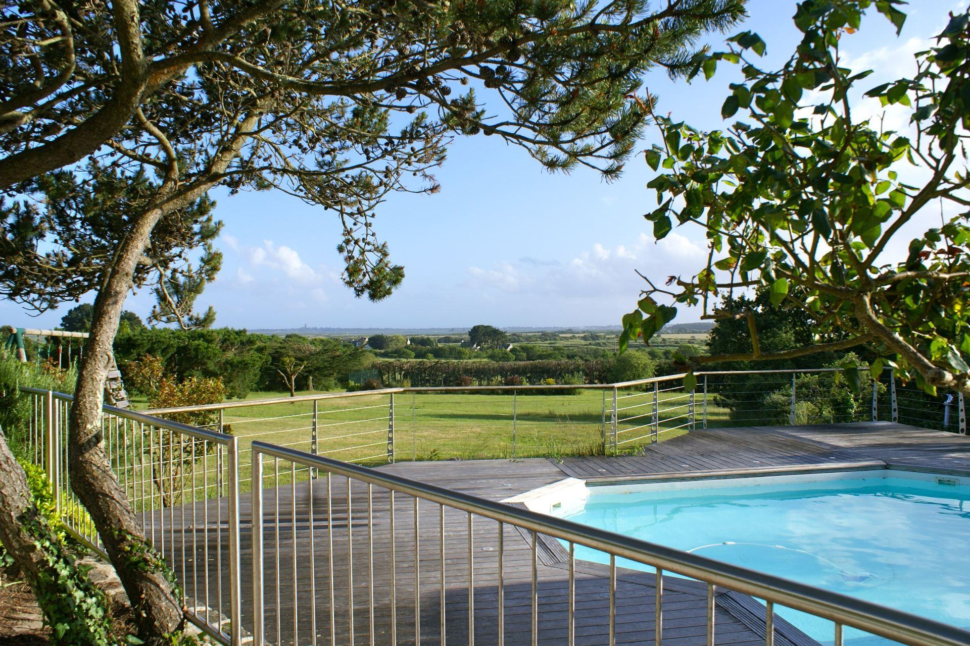 Single Family Home for Sale at Presqu'île du Croizic. Chaumière avec vue Panoramique... Guerande, Pays De La Loire, 44350 France