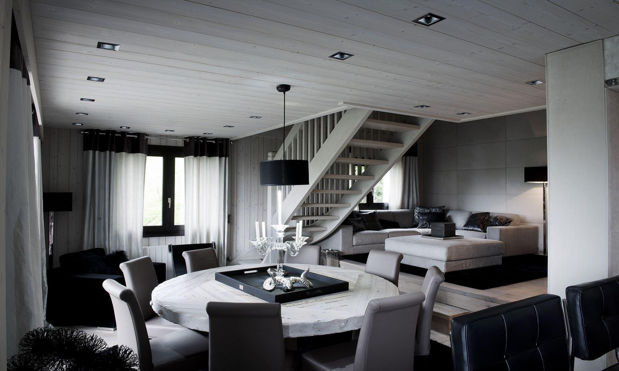 獨棟家庭住宅 為 出售 在 Megève Jaillet Chalet Flocon Megeve, 羅納阿爾卑斯, 74120 法國