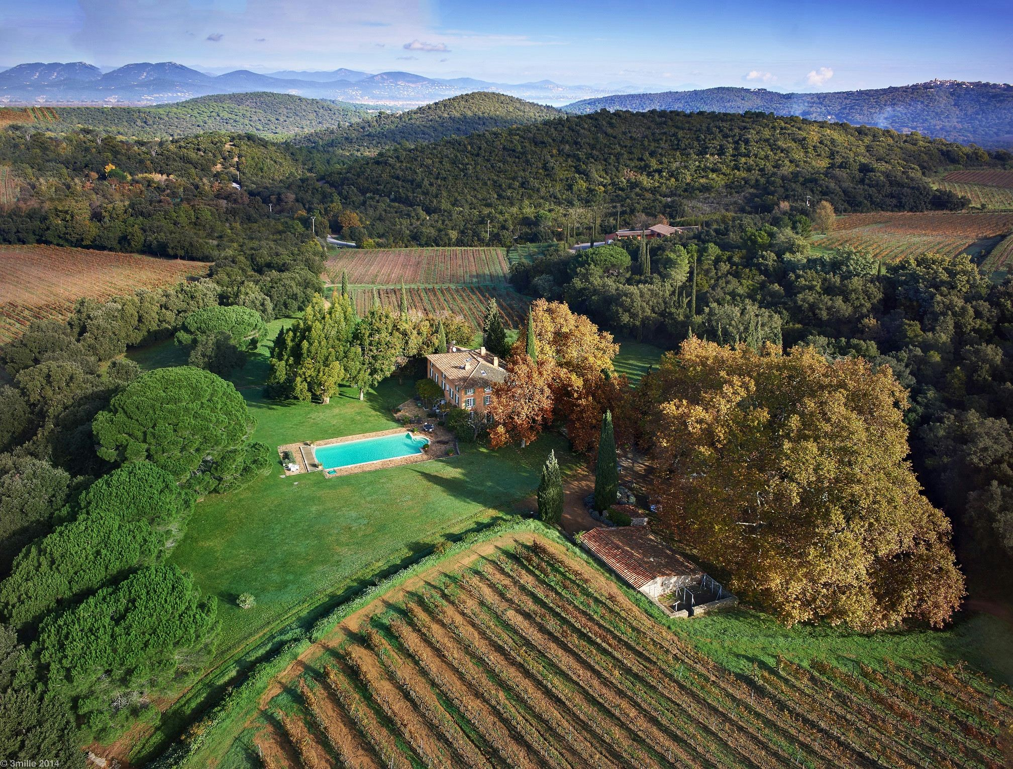 Property For Sale at PROVENCE - ONE OF A KIND SUMMER RETREAT AND WINERY