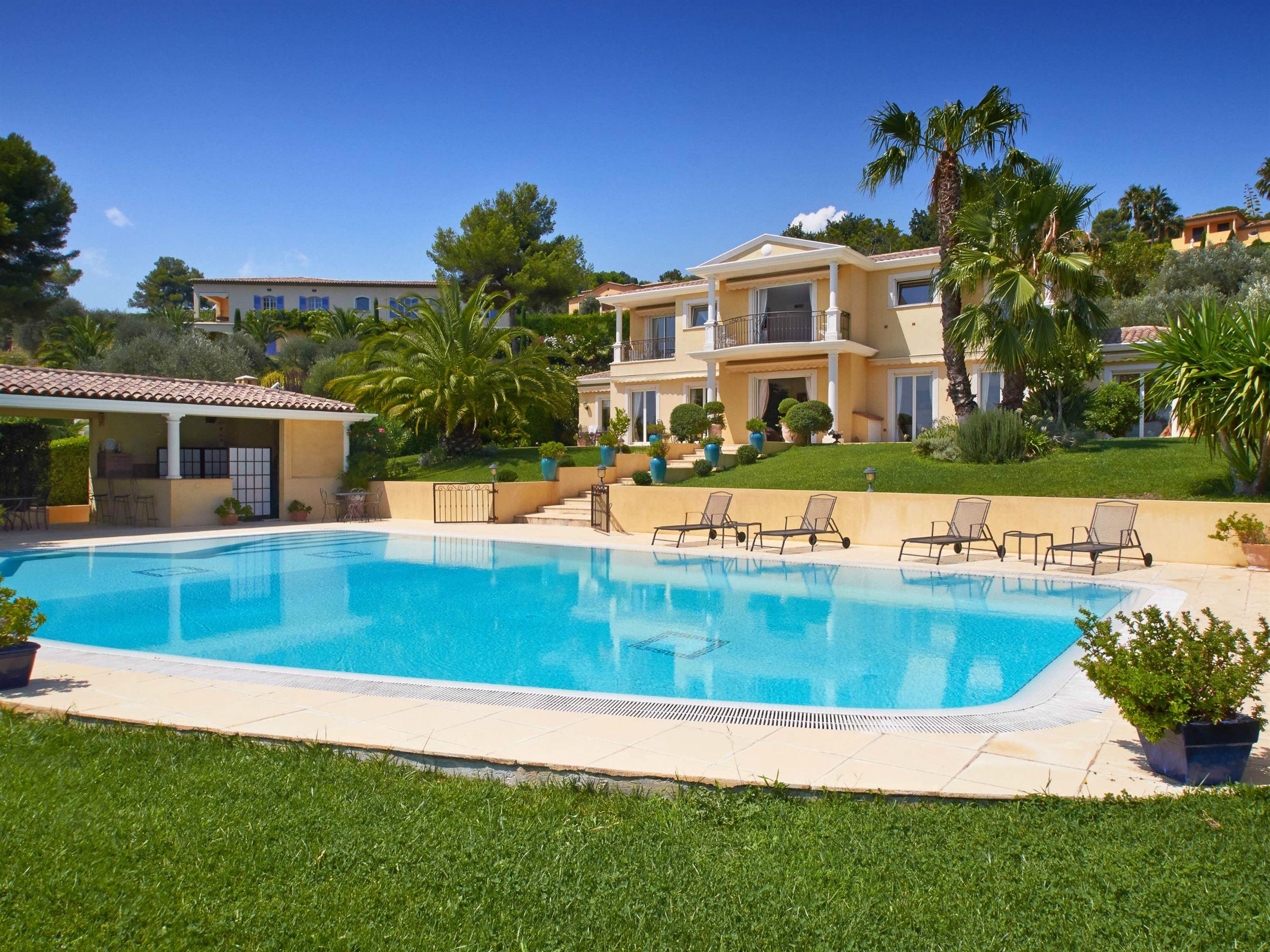 Vivienda unifamiliar por un Venta en Villa Mougins, Provincia - Alpes - Costa Azul 06250 Francia