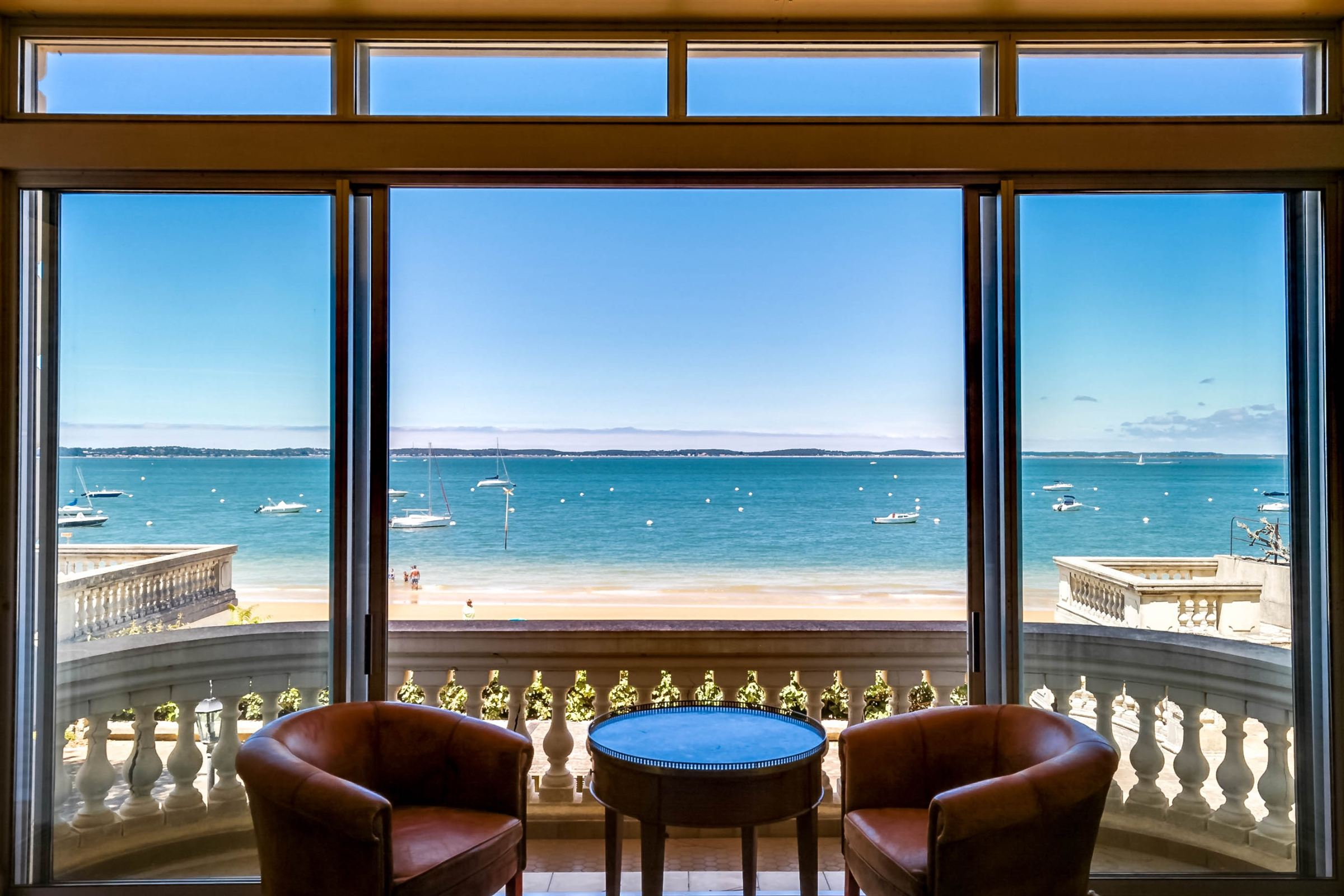 sales property at ARCACHON – FRONT LINE LUXURY TRADITIONAL VILLA