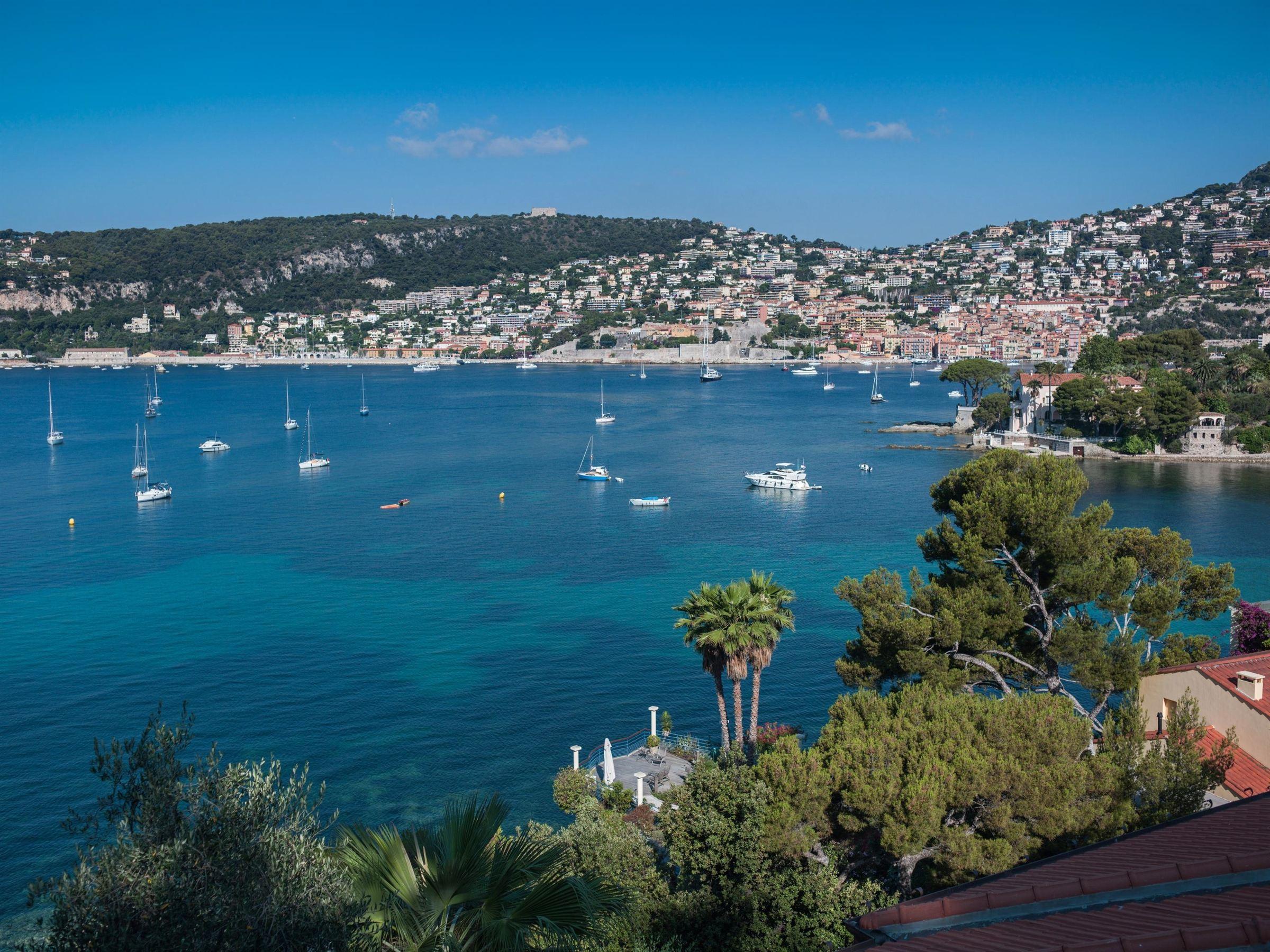 Property For Sale at Exceptional Belle Epoque Villa La Rocheraie in Cap Ferrat