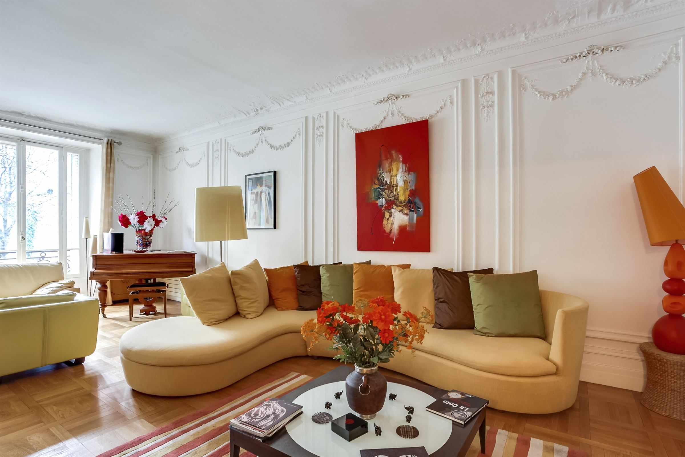 sales property at A 225 sq.m apartment for sale Paris 16 - Place de Costa Rica, 4 bedrooms