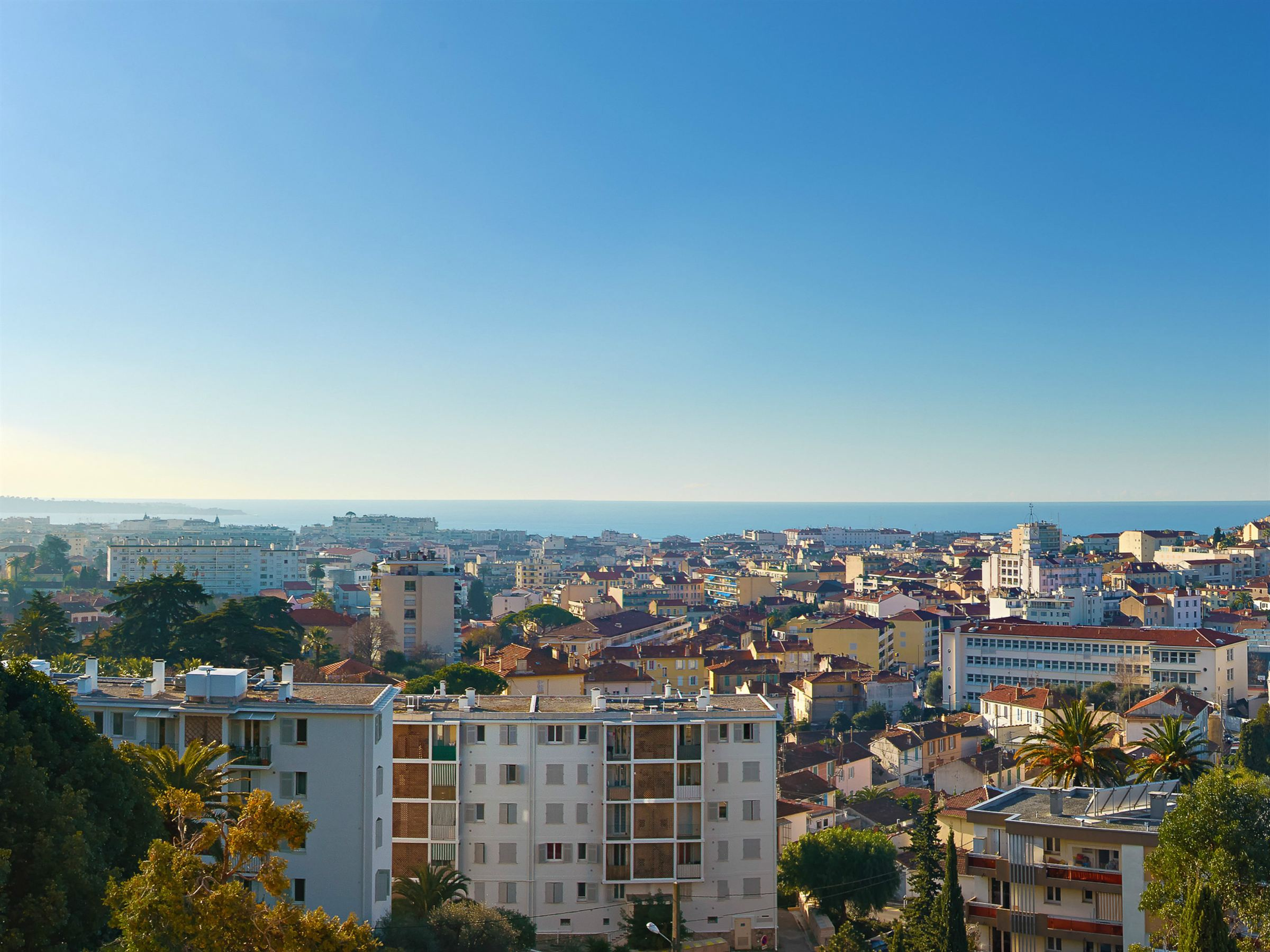 Apartment for Sale at Spacious bourgeois apartment with sea views Cannes, Provence-Alpes-Cote D'Azur 06400 France