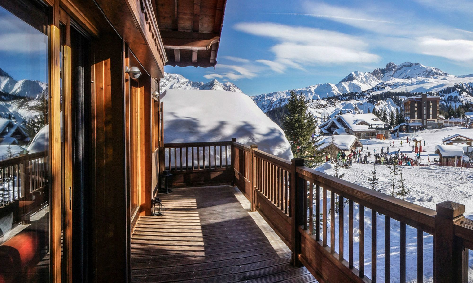 Villa per Affitto alle ore Chalet for rent in Courchevel 1850 Du Pré Courchevel, Rodano-Alpi, 73120 Francia
