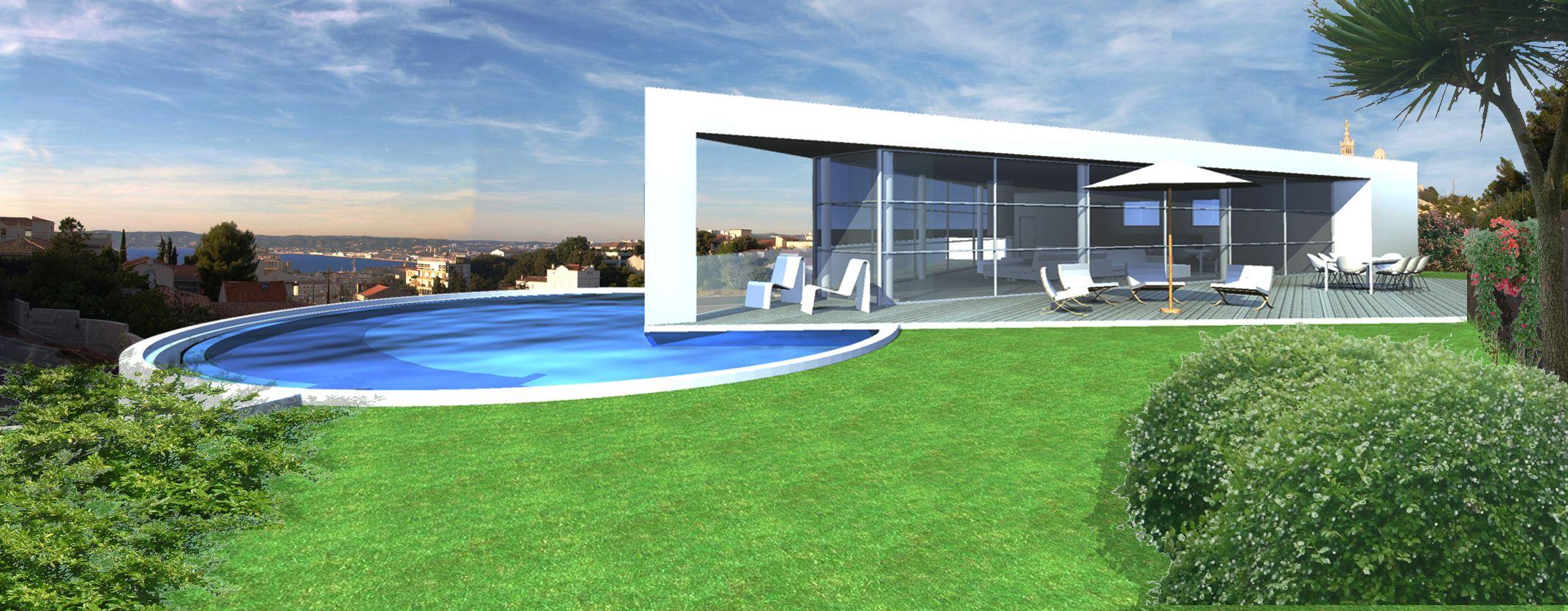 土地 为 销售 在 Land 马赛, 普罗旺斯阿尔卑斯蓝色海岸, 13007 法国