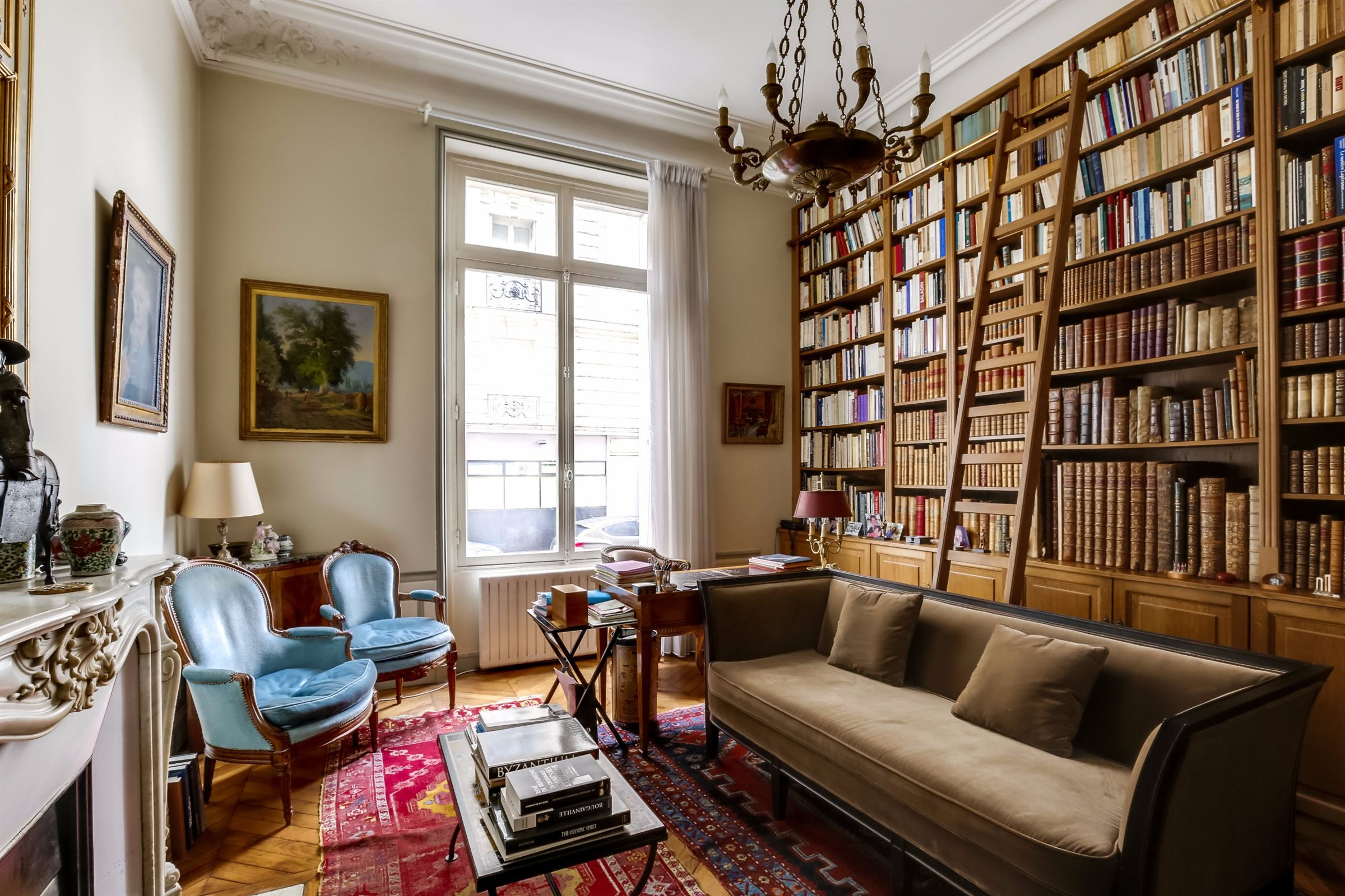 sales property at Such as a house apartment for sale in Neuilly-sur-Seine - Sablons