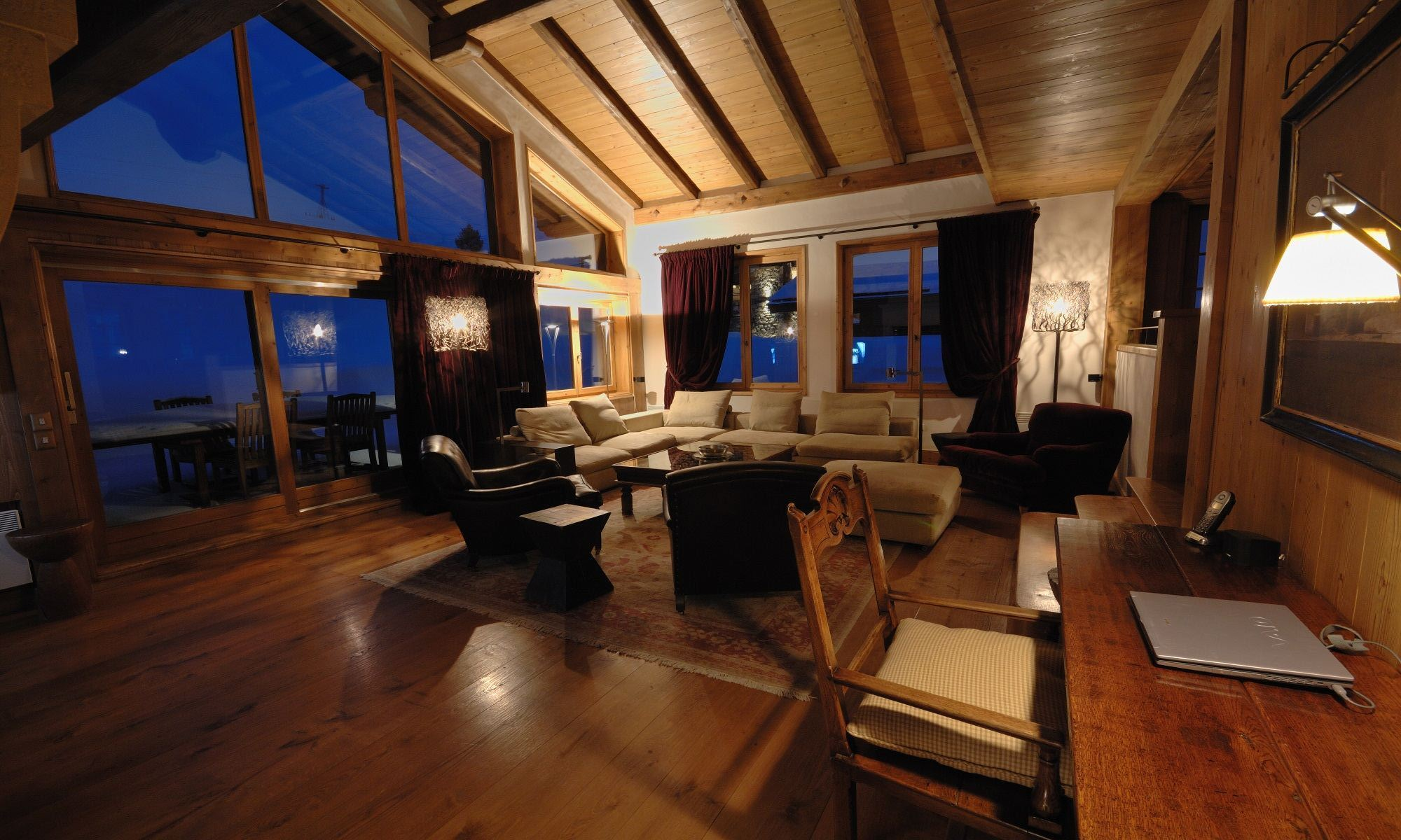 Property Of Chalet for rent Courchevel 1650 Bora
