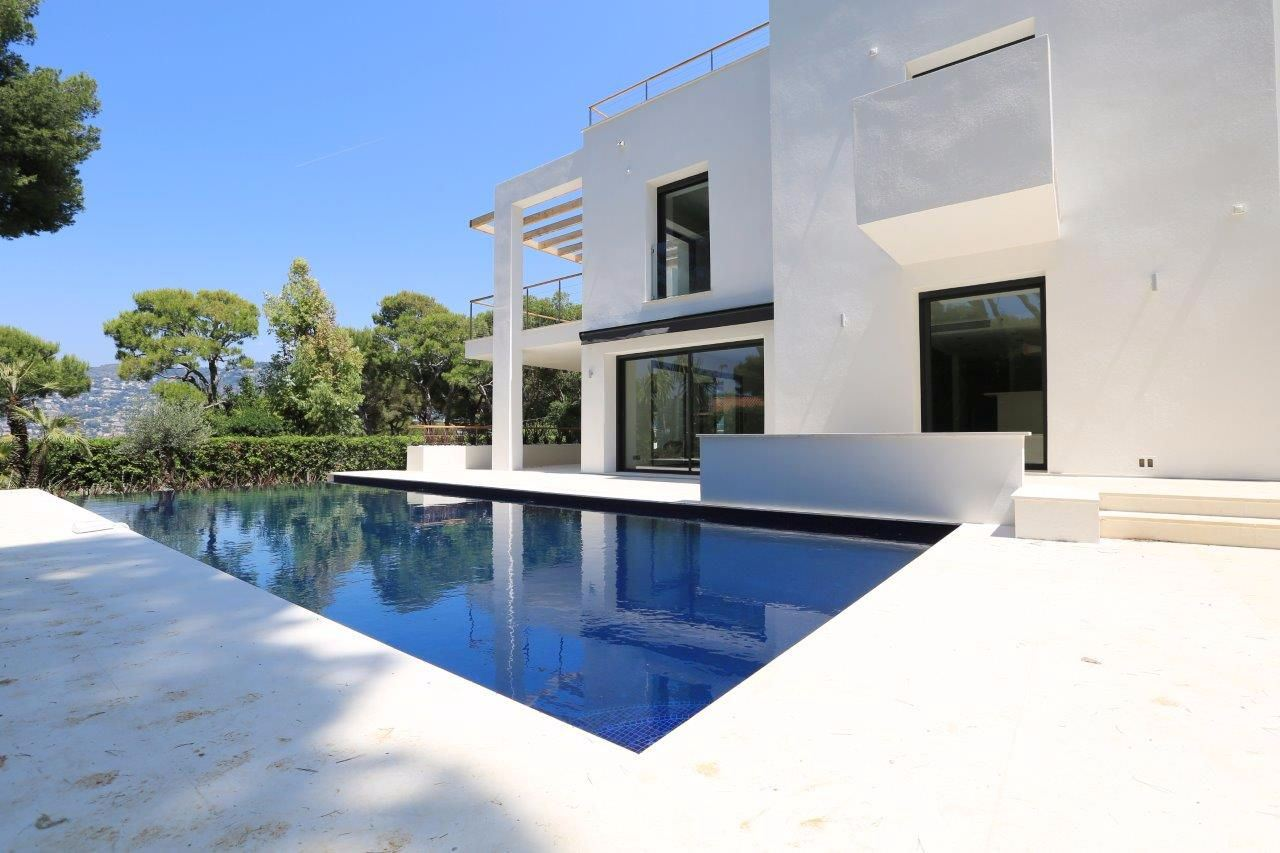 Casa Unifamiliar por un Venta en Brand New Modern Villa for sale on Cap Ferrat Other Provence-Alpes-Cote D'Azur, Provincia - Alpes - Costa Azul, 06230 Francia