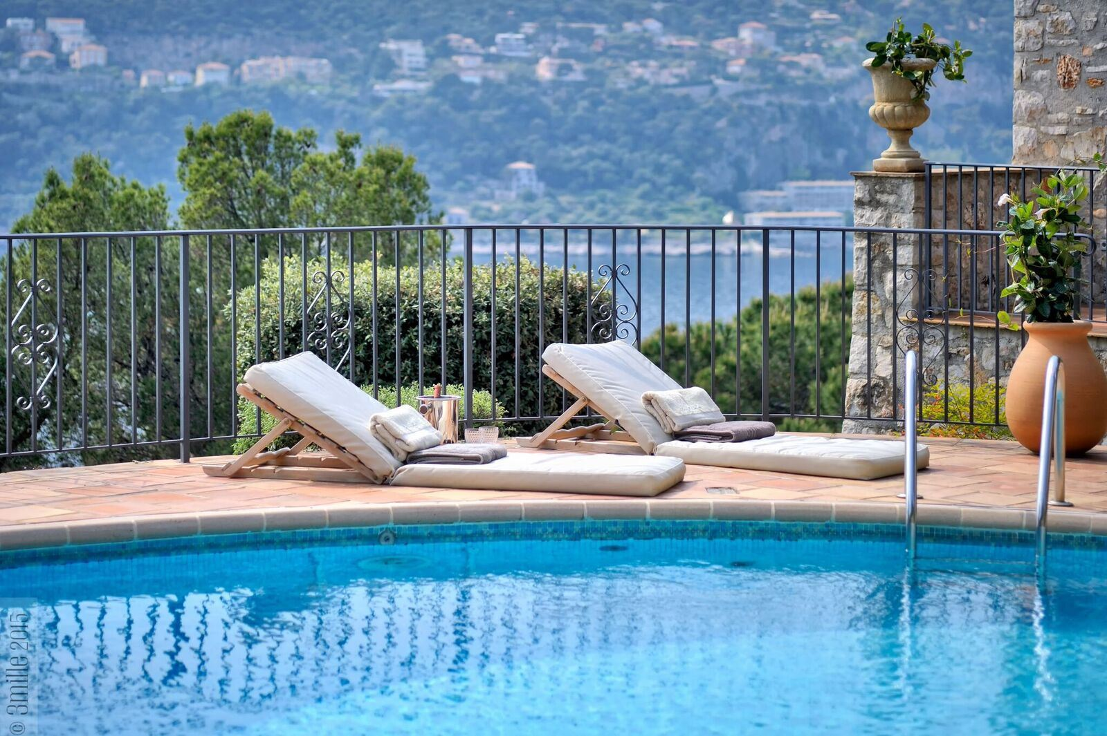 Property Of Waterfront villa with stunning views in St Jean Cap Ferrat