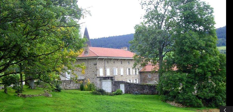 Property For Sale at à 1h14 de LYON , à la limite de la LOIRE Petit château de charme
