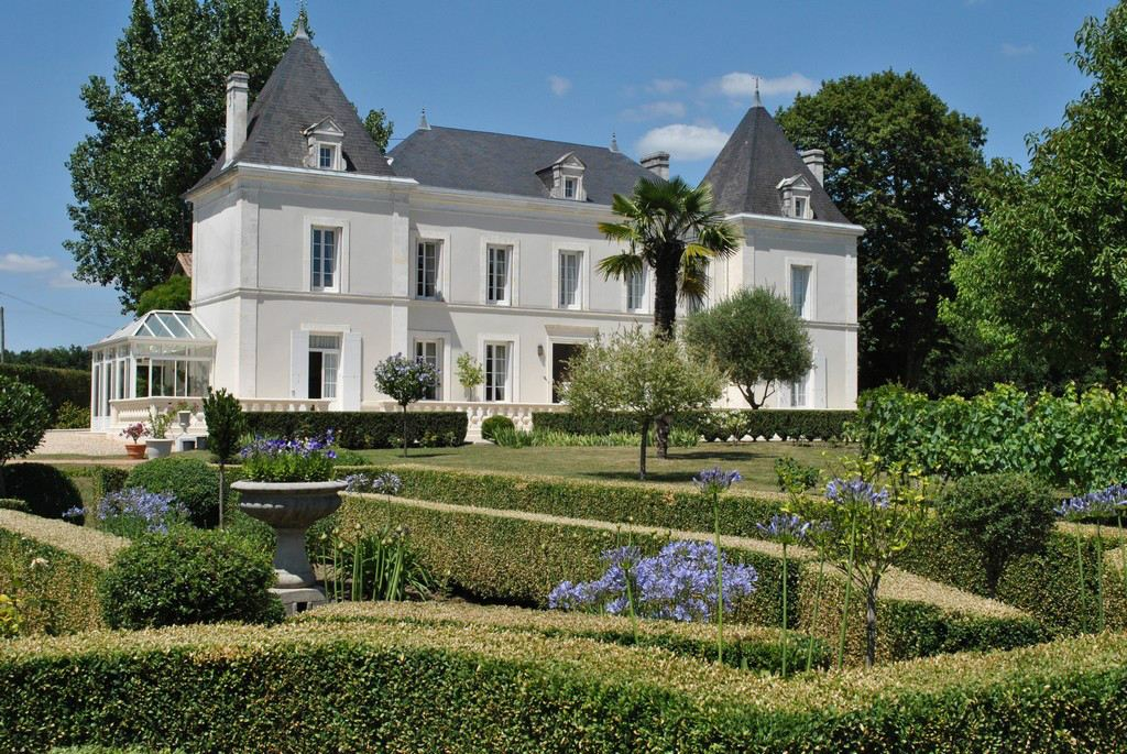 Property For Sale at Renovated Castle with guest house - close to ANGOULEME