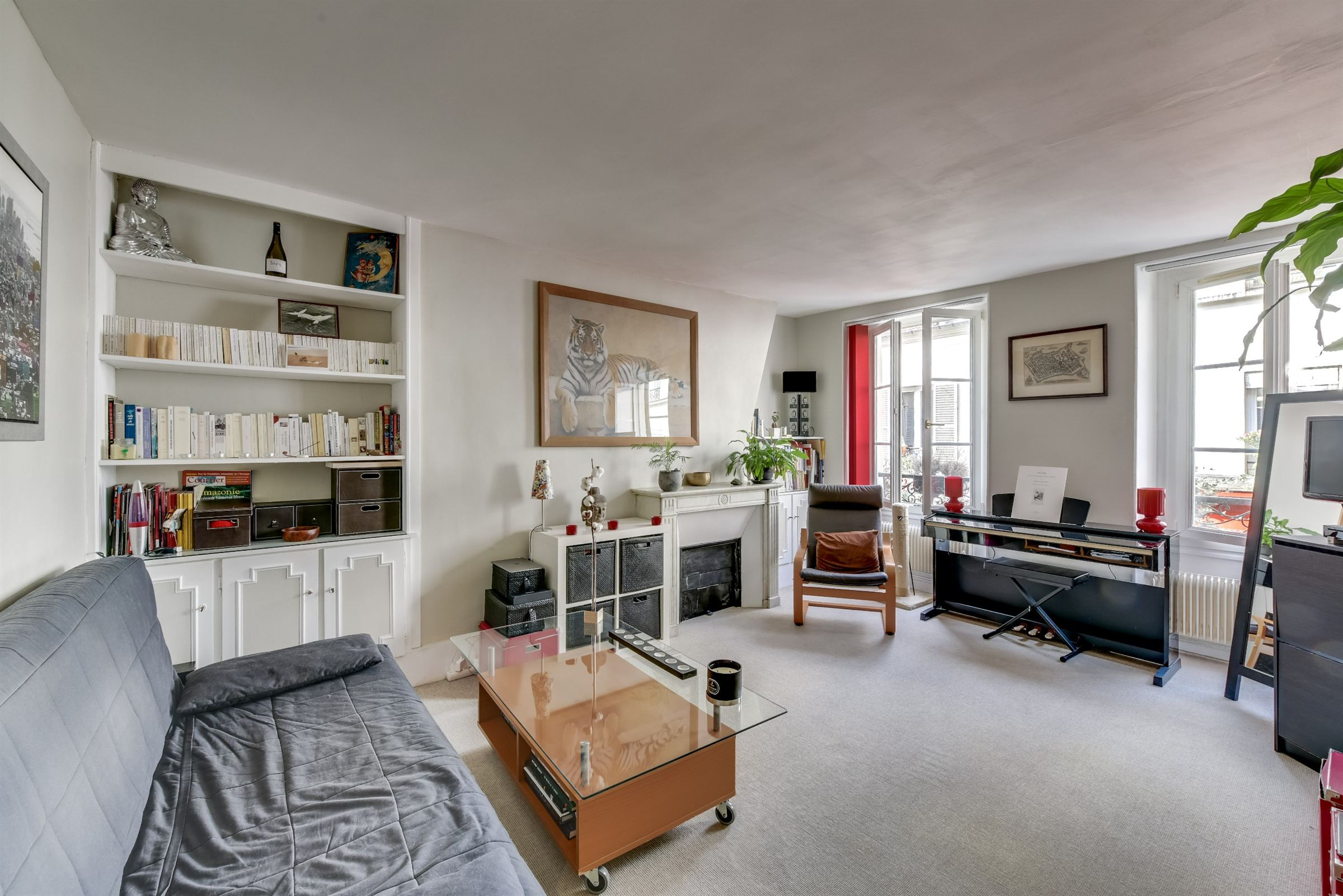 sales property at A 45 sq.m apartment for sale Neuilly - Longchamp, 1 bedroom
