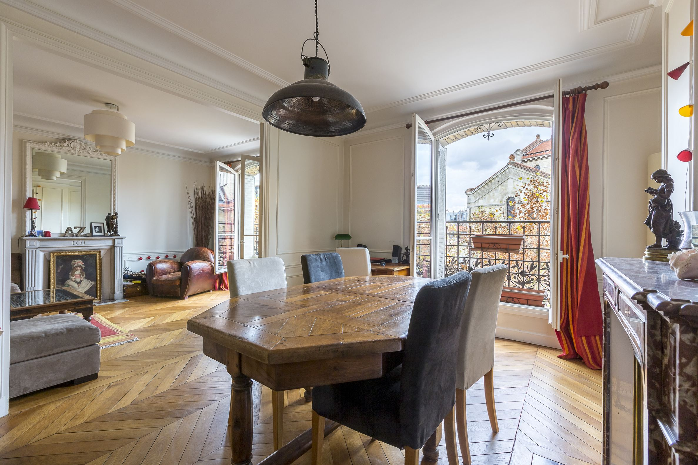 sales property at Apartment Alesia with beautiful views