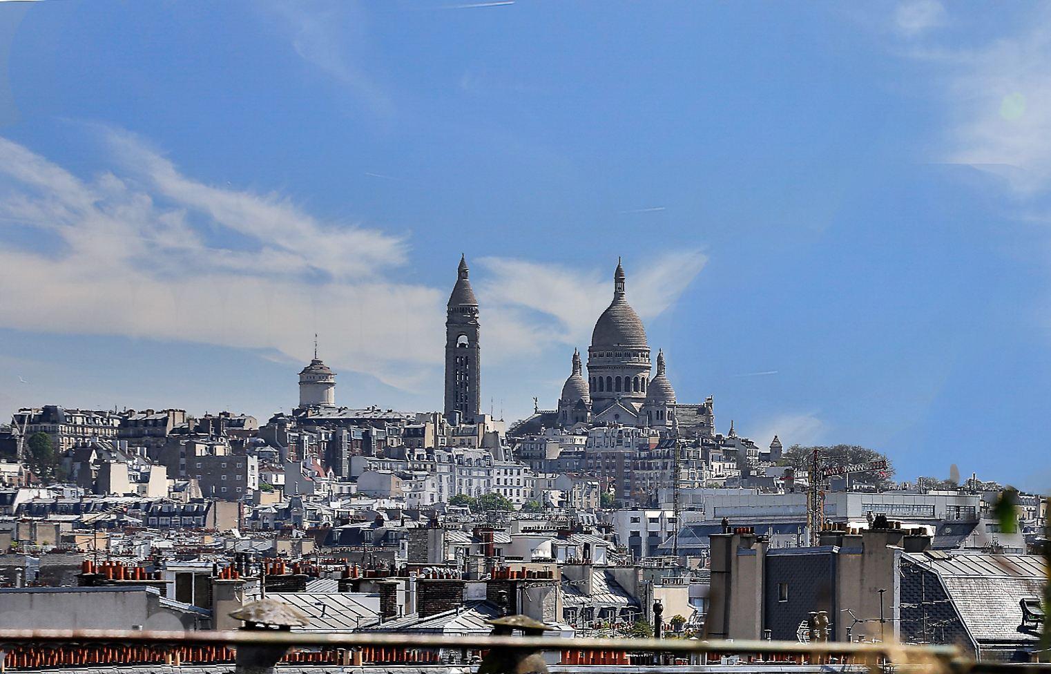 公寓 為 出售 在 Paris 17 - Levis. Sole Agent. Duplex + terrace Paris, 巴黎 75017 法國