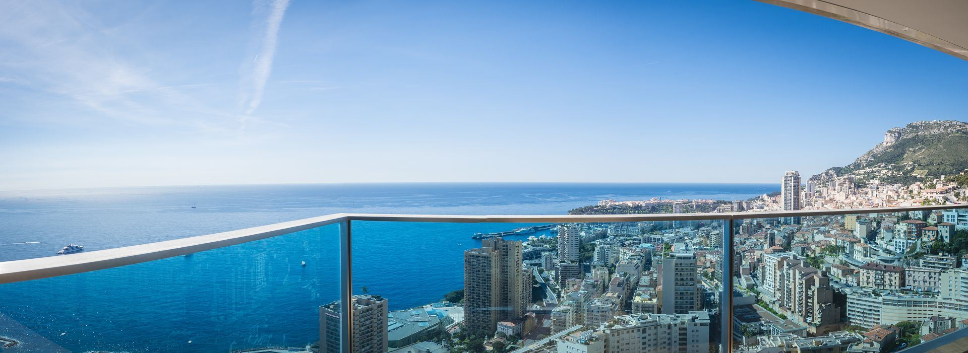 アパート のために 売買 アット Odeon Tower - Superb brand new apartment Tour Odéon 36 Avenue de l'Annonciade Other Monaco, Other Areas In Monaco, 98000 モナコ