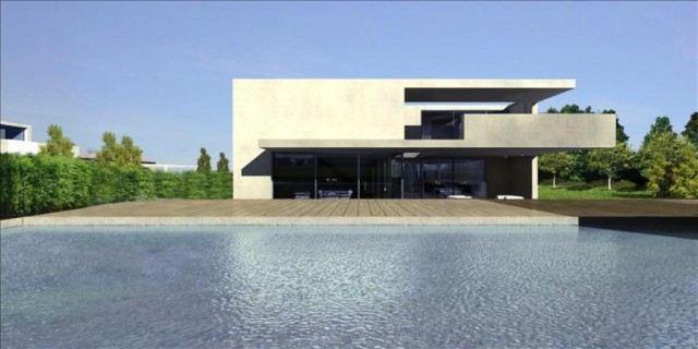Частный односемейный дом для того Продажа на Architect-designed house Other Provence-Alpes-Cote D'Azur, Прованс-Альпы-Лазурный Берег, 13210 Франция