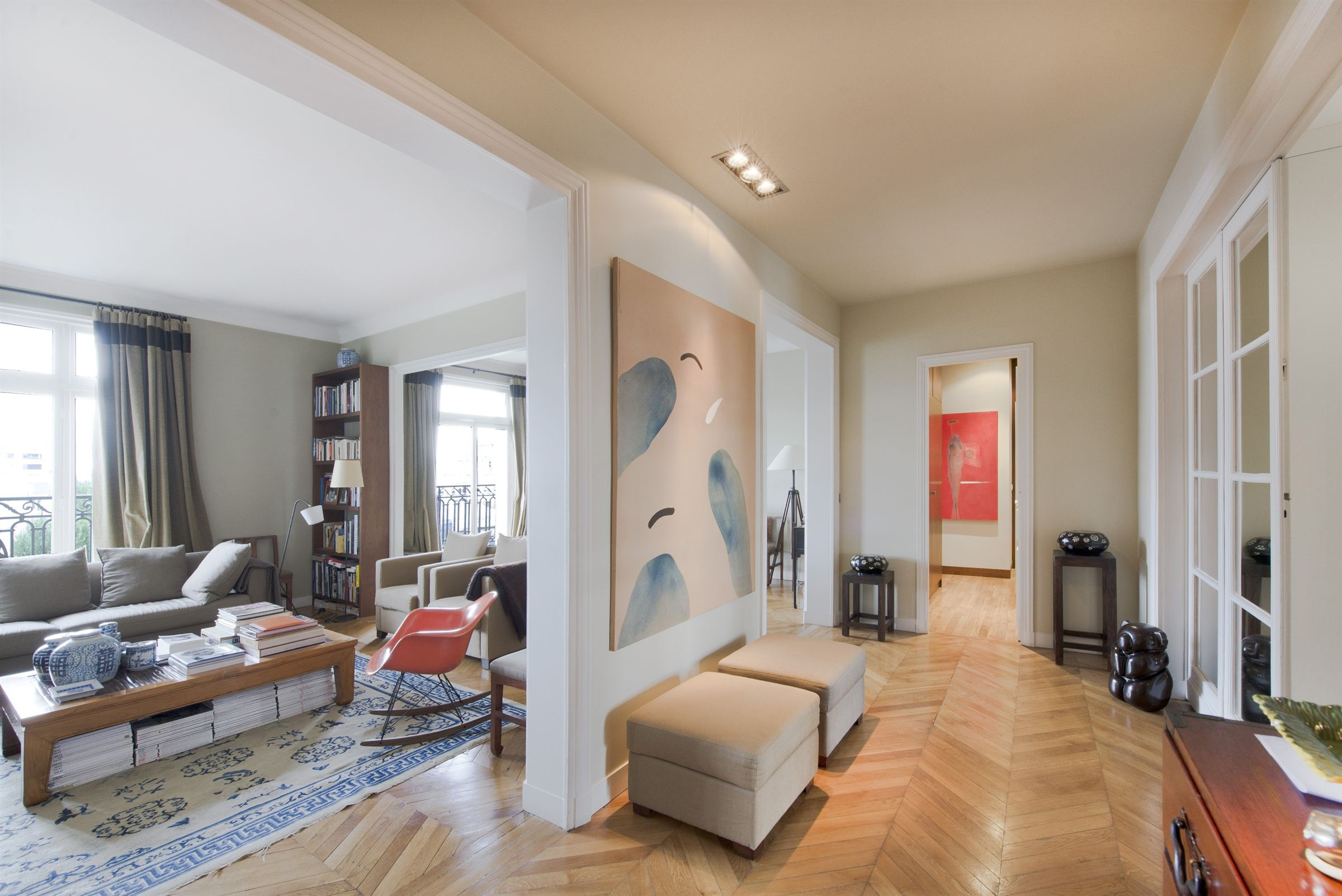 Квартира для того Продажа на Paris 4 - Marais. A 192 sq.m apartment, bright and quiet Paris, Париж 75004 Франция