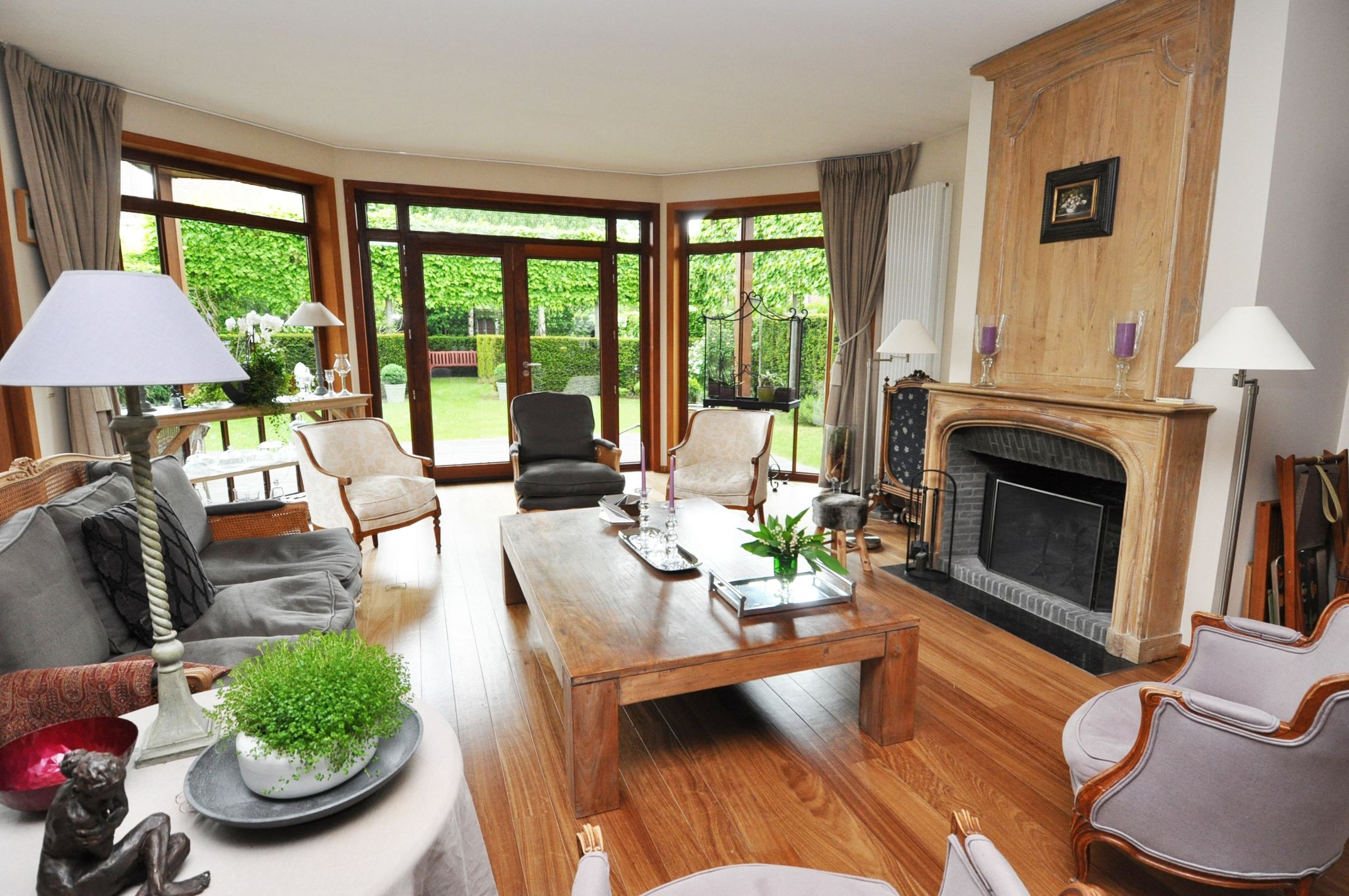 sales property at LAMBERSART, contemporary villa 250 m² hab. 5Ch.