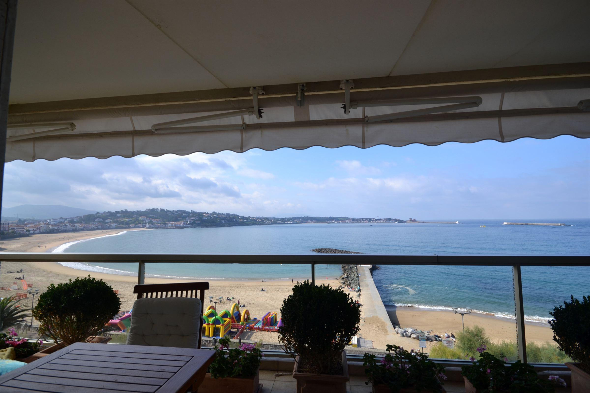 Property For Sale at SAINT JEAN DE LUZ VUE OCEAN