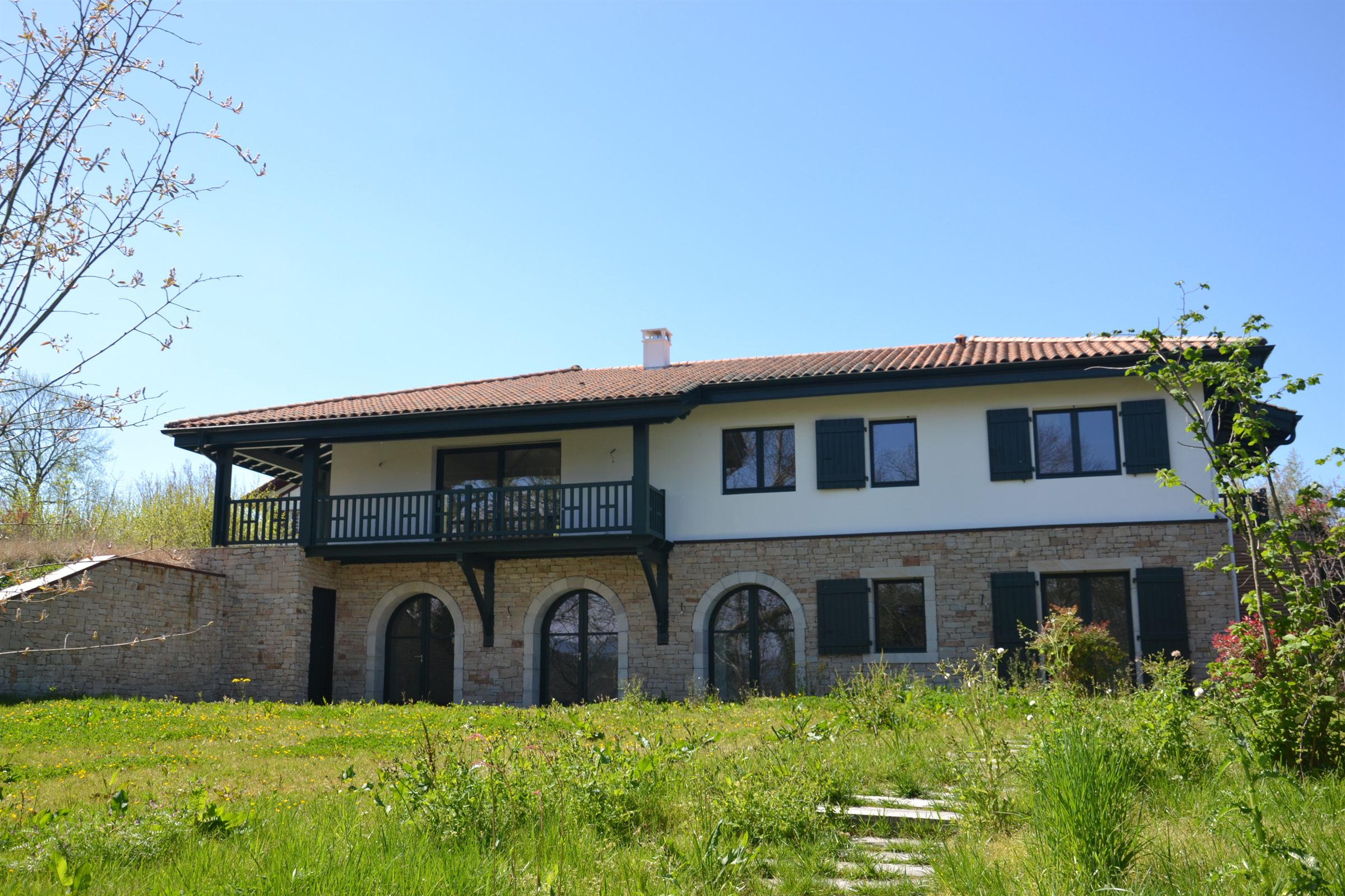sales property at SUR LA CORNICHE SAINT JEAN DE LUZ SUD