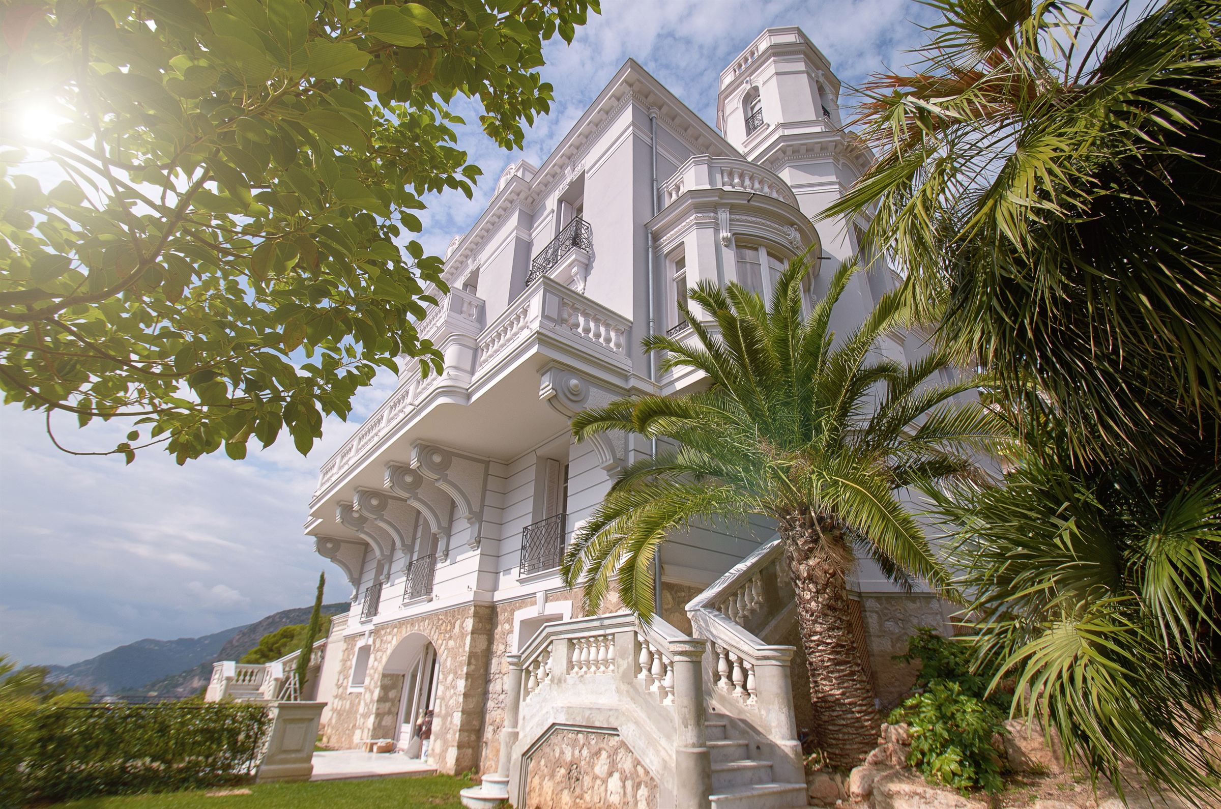 Single Family Home for Sale at Prestigious Belle Epoque mansion Other France, Other Areas In France 06320 France