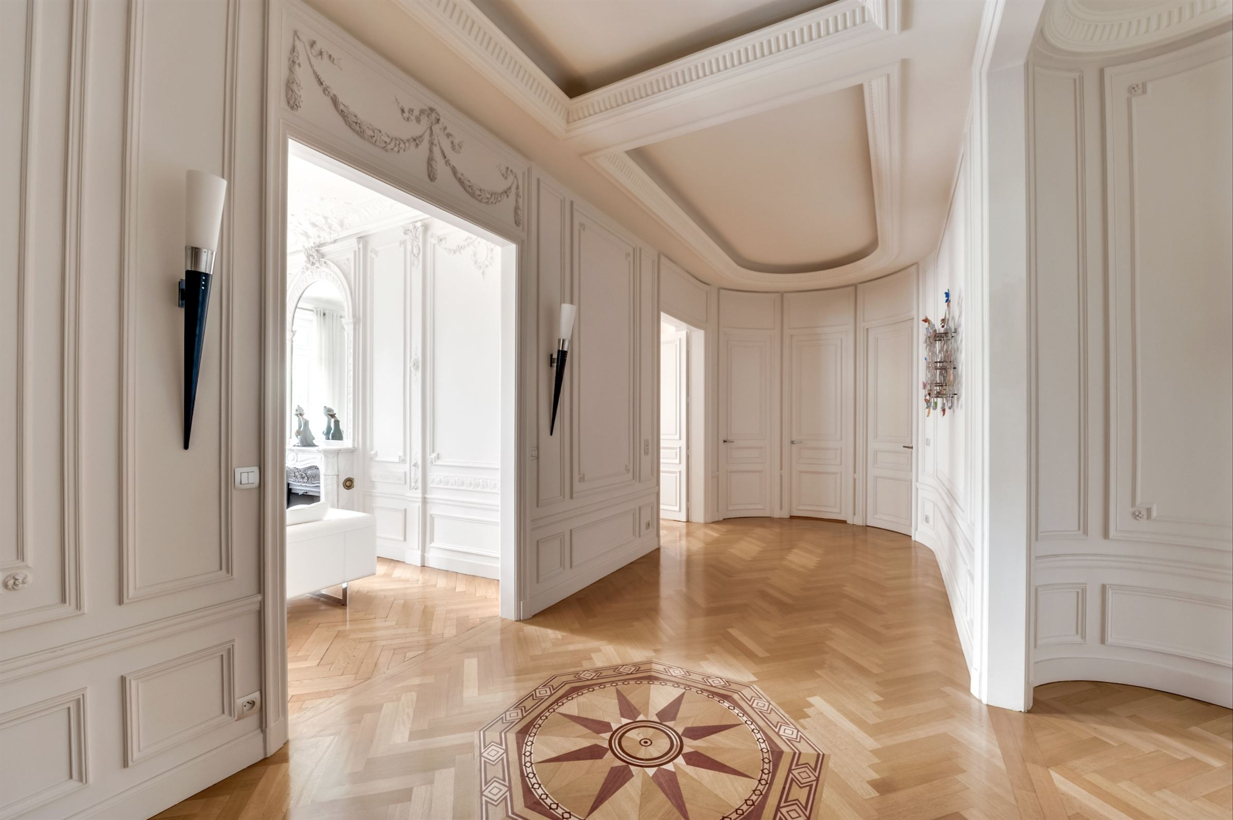 sales property at Apartment in perfect condition for sale in Paris 16th - Victor Hugo