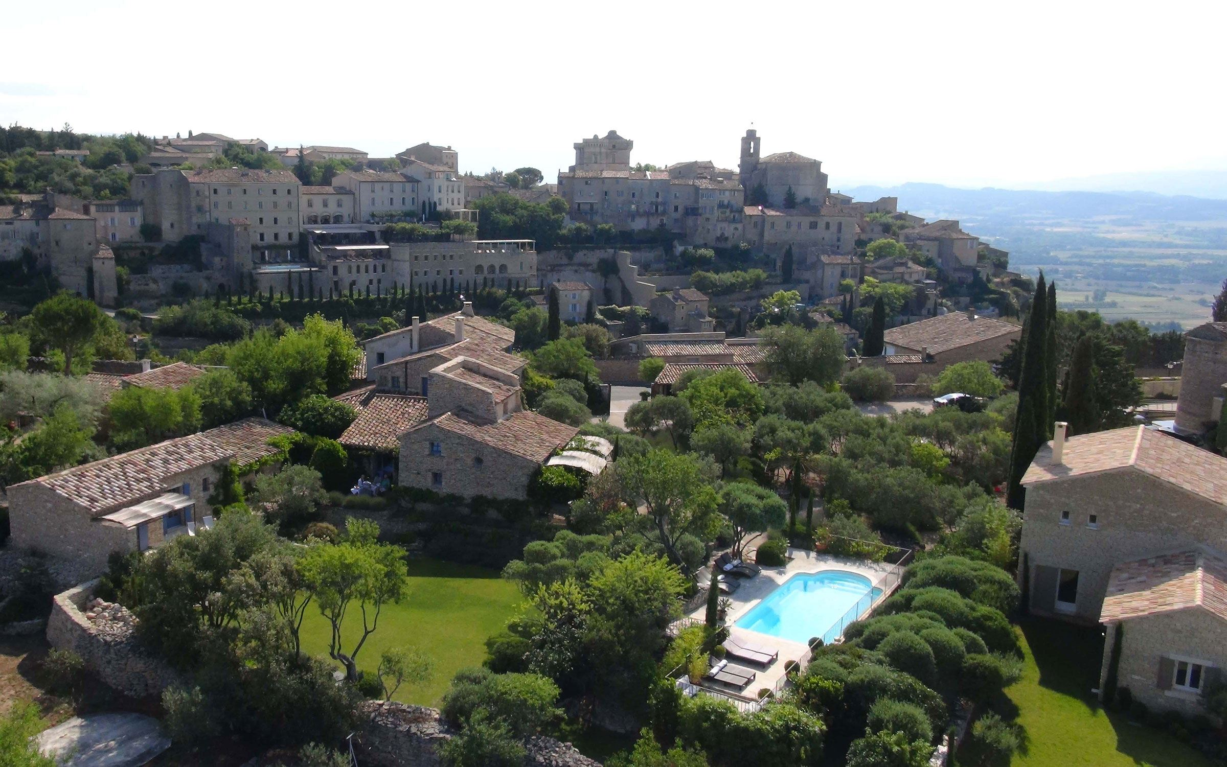 Single Family Home for Sale at Mas provençal Gordes, Provence-Alpes-Cote D'Azur, 84220 France