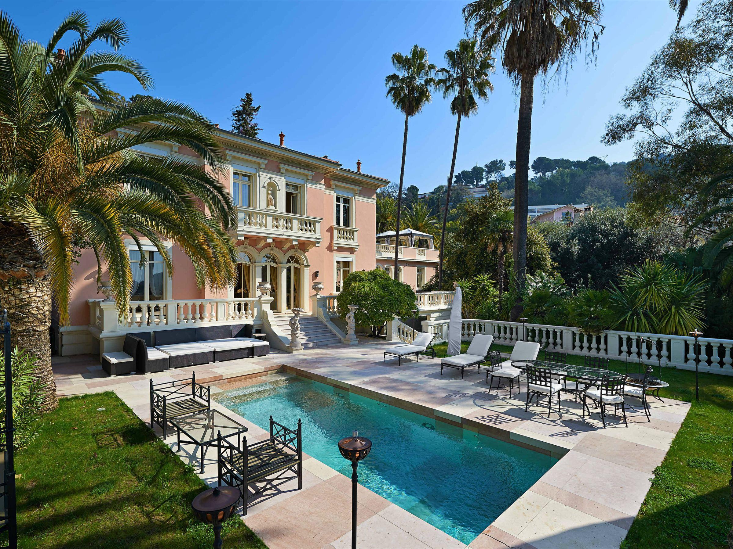 一戸建て のために 売買 アット Luxury Belle Epoque villa in the heights of Cannes Le Cannet, プロバンス=アルプ=コート・ダジュール 06110 フランス