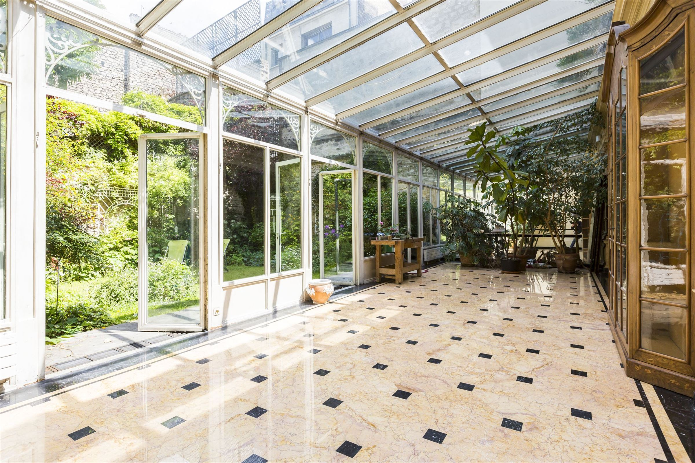 sales property at 75016 - Private Mansion in Passy