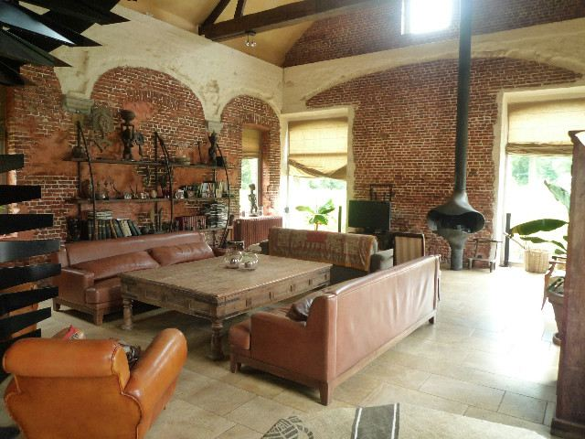 Property For Sale at MONS EN PEVELLE, Beautiful property on 5.2 Ha