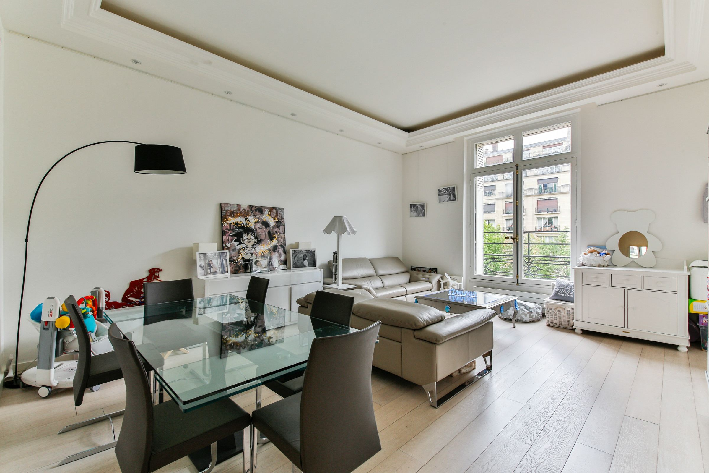 "Квартира для того Продажа на Paris 16 - Flandrin. Apartment of 72 sq.m, beautifully renovated, ""pied-à-terre"" Paris, Париж 75016 Франция"