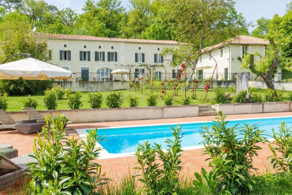 Property For Sale at Manor house close to Aubeterre sur Dronne