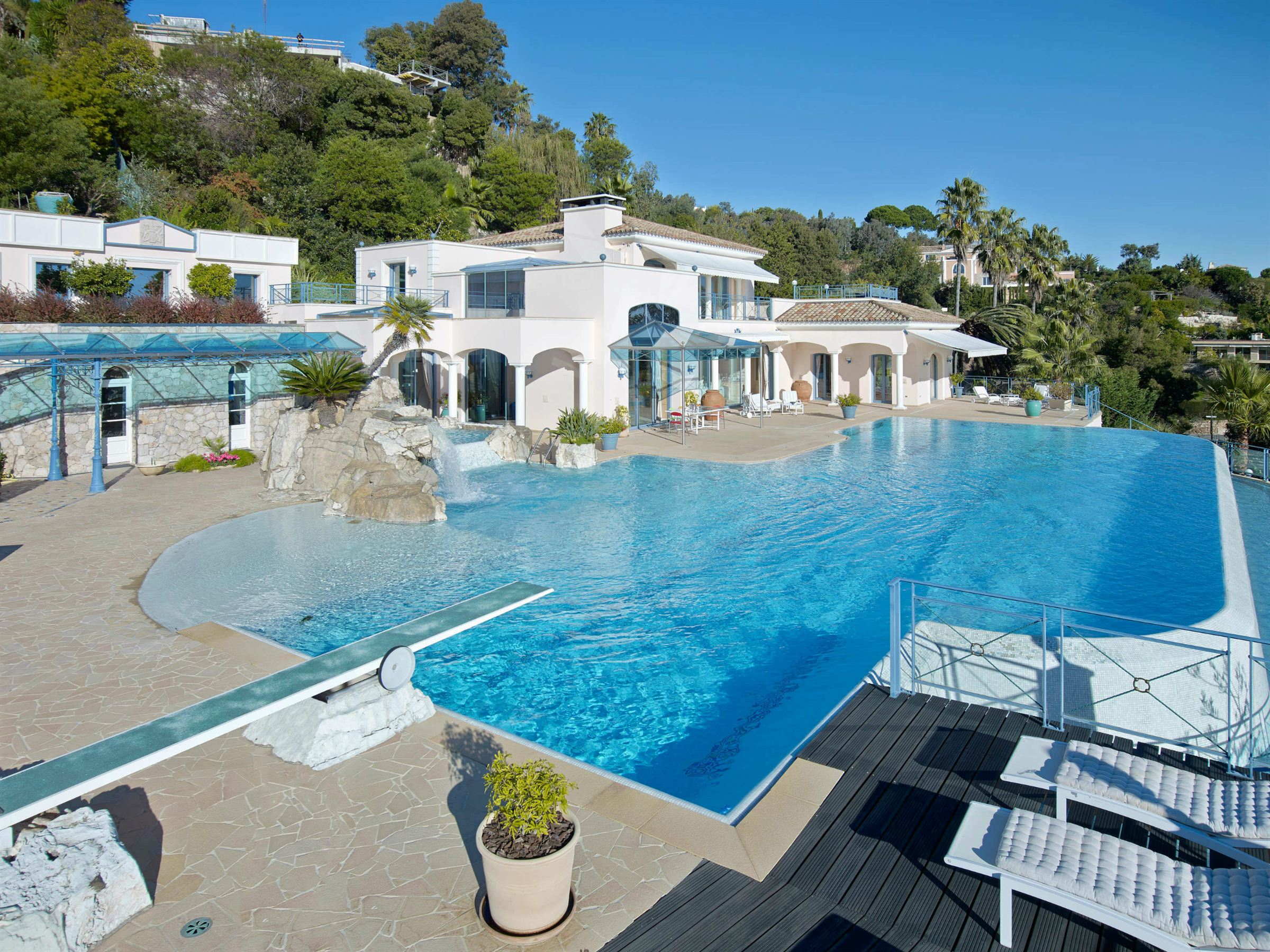Property For Sale at One of the most beautiful villas in Cannes