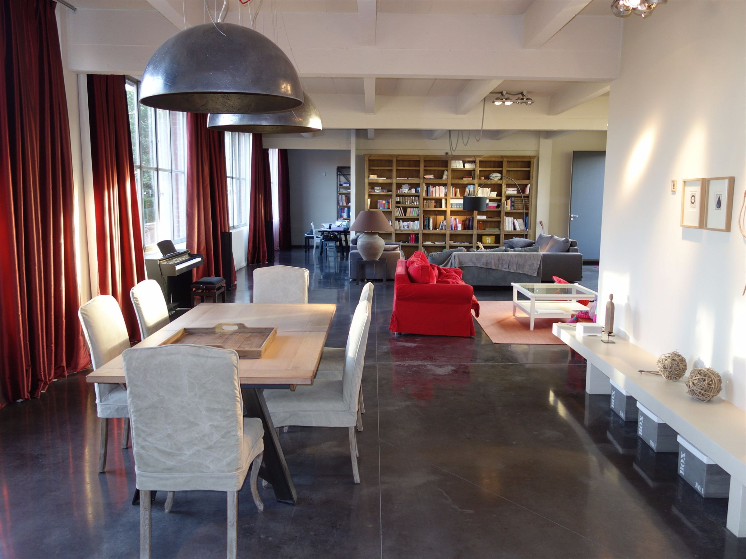 rentals property at Roubaix, Prox. Cross, Loft 390 m² hab. Very upscale