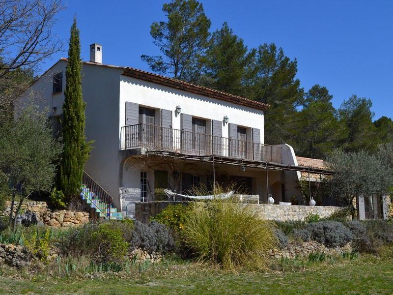 Casa Unifamiliar por un Venta en HOUSE, SWIMMING POOL, SITE WITH RUINS ON 4 HECTARES OF GROUNDS Other Provence-Alpes-Cote D'Azur, Provincia - Alpes - Costa Azul, 83510 Francia
