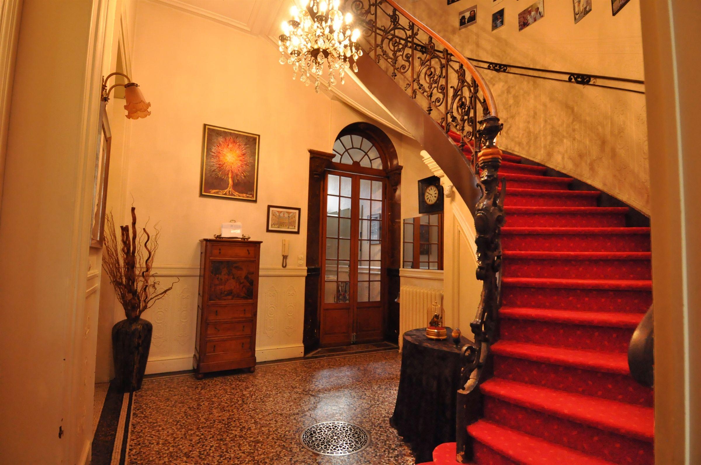 Single Family Home for Sale at Lille near Porte de Paris, Wonderful Family House 408 m2 hab. 9 bedrooms Lille, Nord Pas De Calais 59000 France