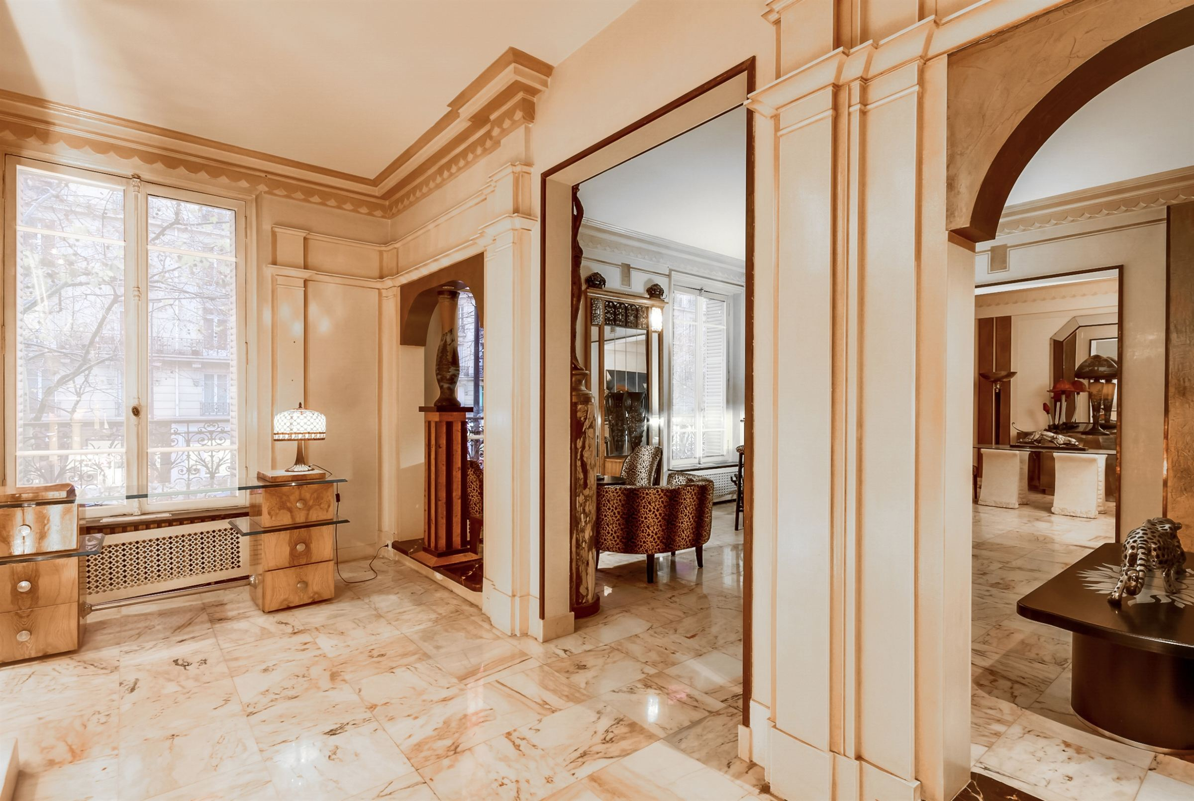 sales property at Beautiful apartment for sale in Paris 8 - Parc Monceau