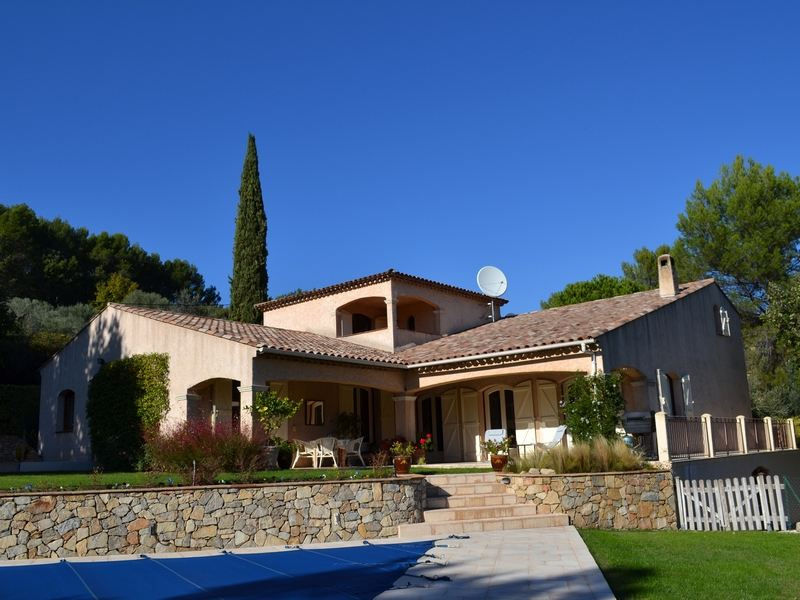 sales property at SPACIOUS LUXURY VILLA WITH POOL AND VIEWS OF DRAGUIGNAN